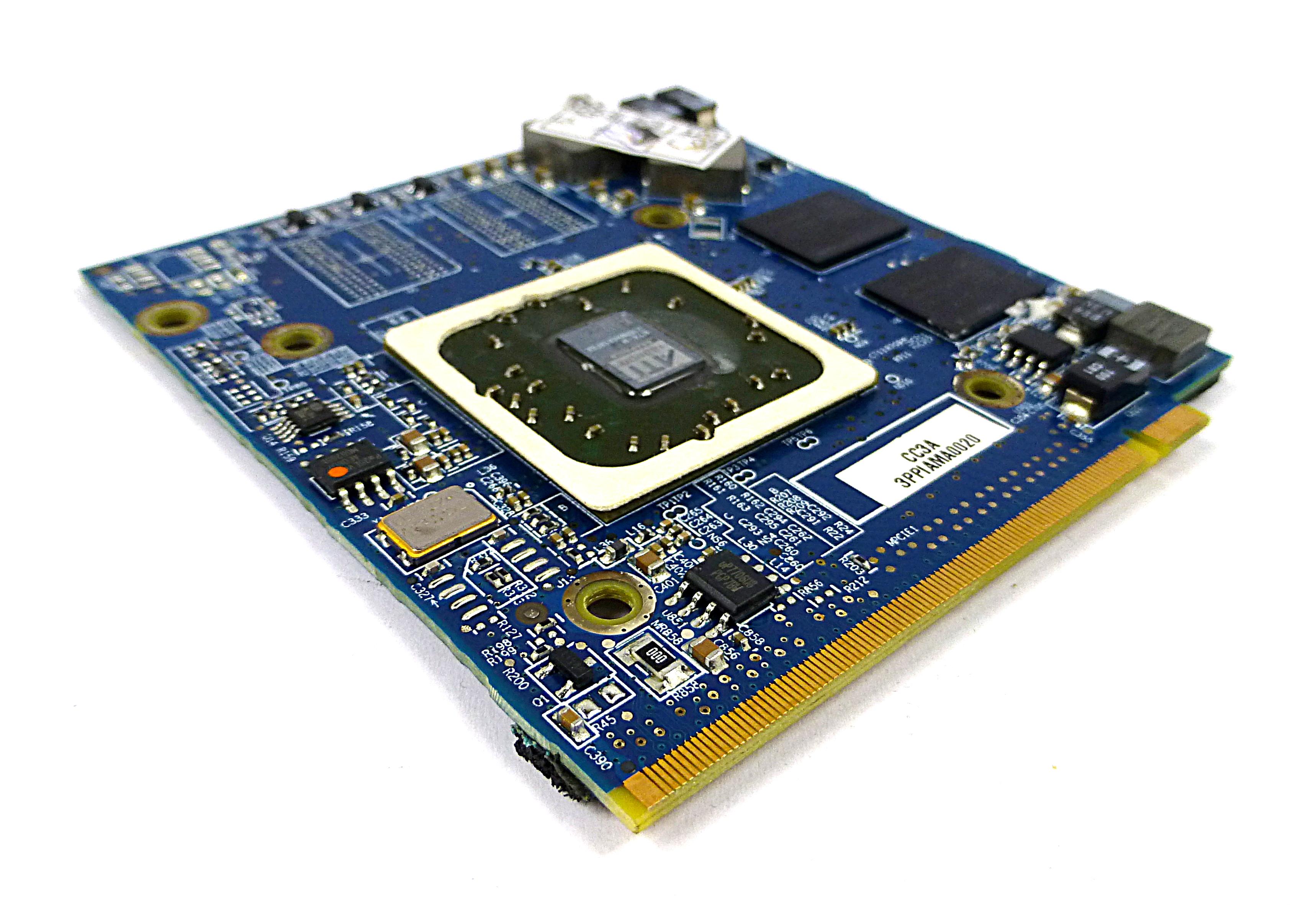 """Apple iMac Early 2008 20"""" Video Card ATI Radeon HD 2400XT 128MB 109-B22553-10"""