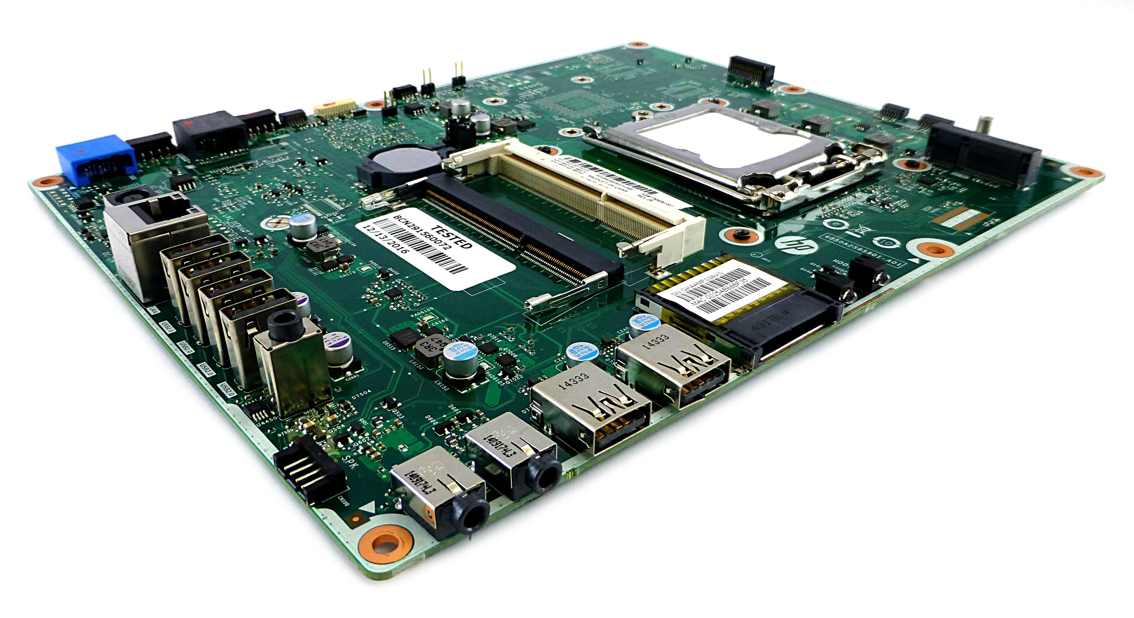 HP AiO 23-p030na Motherboard 730935-001 Socket LGA1150 (Haswell)