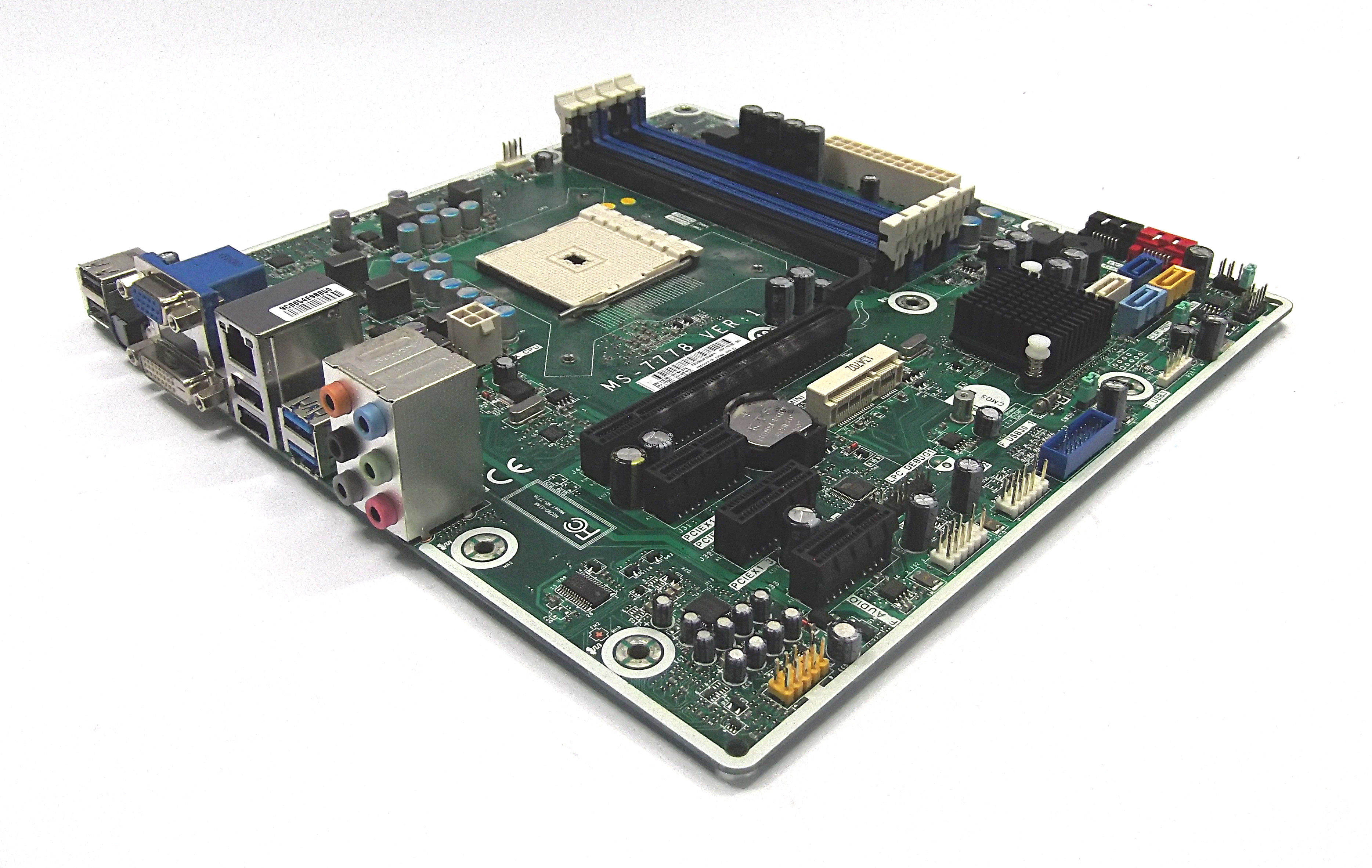HP 716188-001 MS-7778 Ver 1.0 AMD Socket FM2 Motherboard