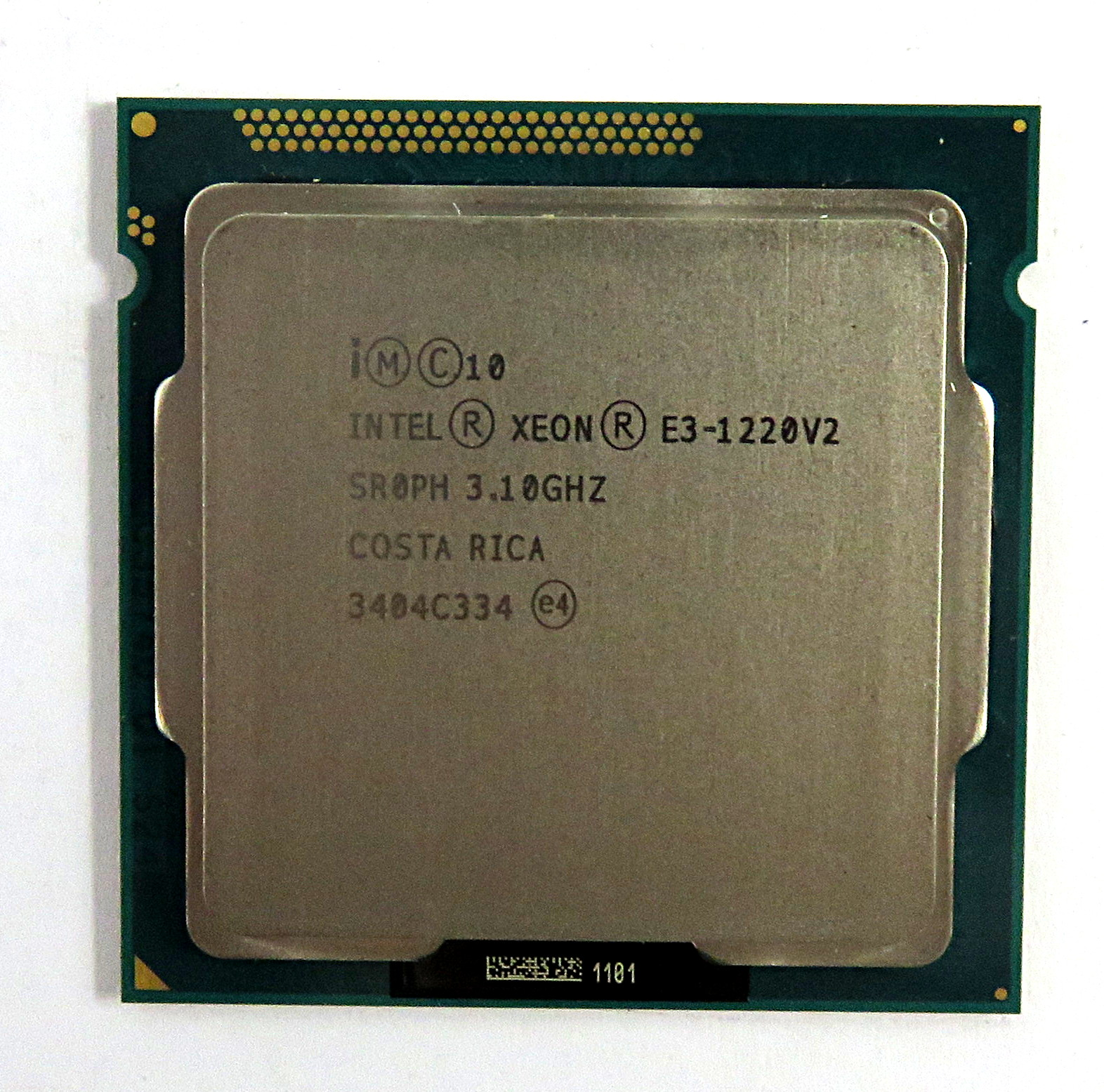 Intel Xeon E3-1220 V2 SR0PH Socket LGA1155 3.1GHz Quad-Core Ivy Bridge-H2 CPU
