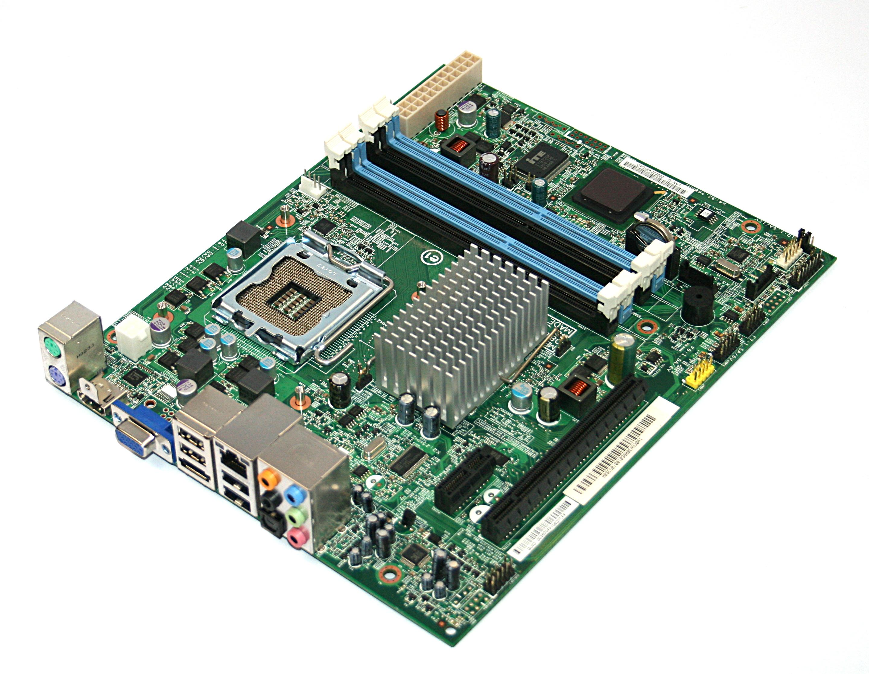 DIG43L Eup 08180-2 48.3AJ01.021 Socket 775 System Motherboard MB.SED01.001