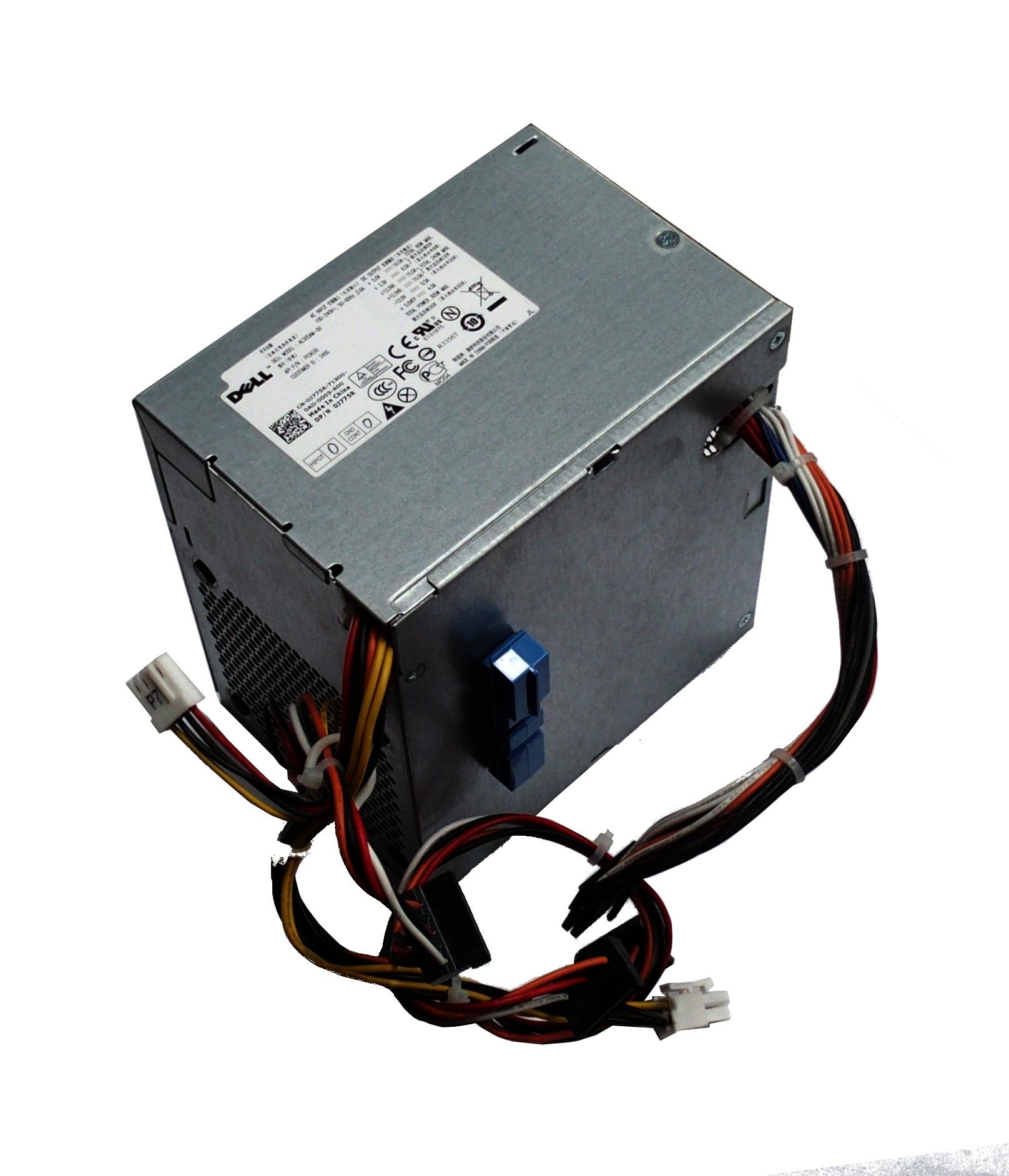 Dell J775R AC305AM-00 305W Power Supply For Optiplex 780 960 MT PC