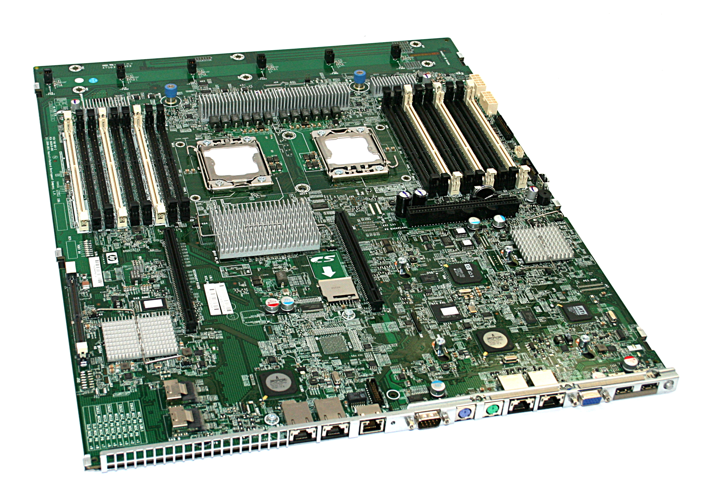 hp 599038 001 proliant dl380 g7 system board ebay. Black Bedroom Furniture Sets. Home Design Ideas