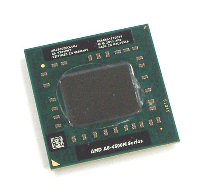 AMD AM4500DEC44HJ A8-4500M Quad Core 1.9GHz Socket FS1 CPU
