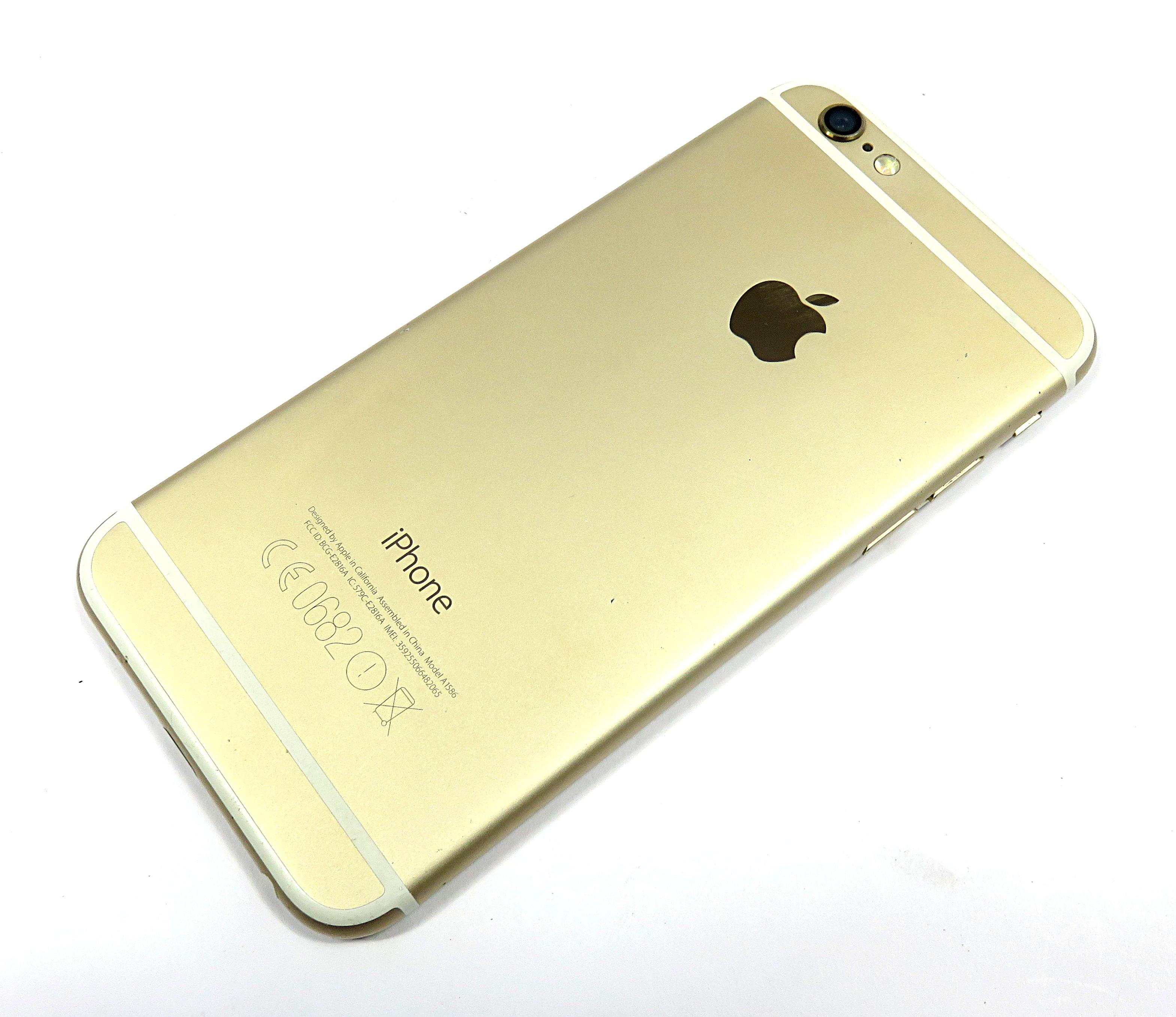 Gold / Grade B//Apple A1586 iPhone 6 64GB / Unlocked ...