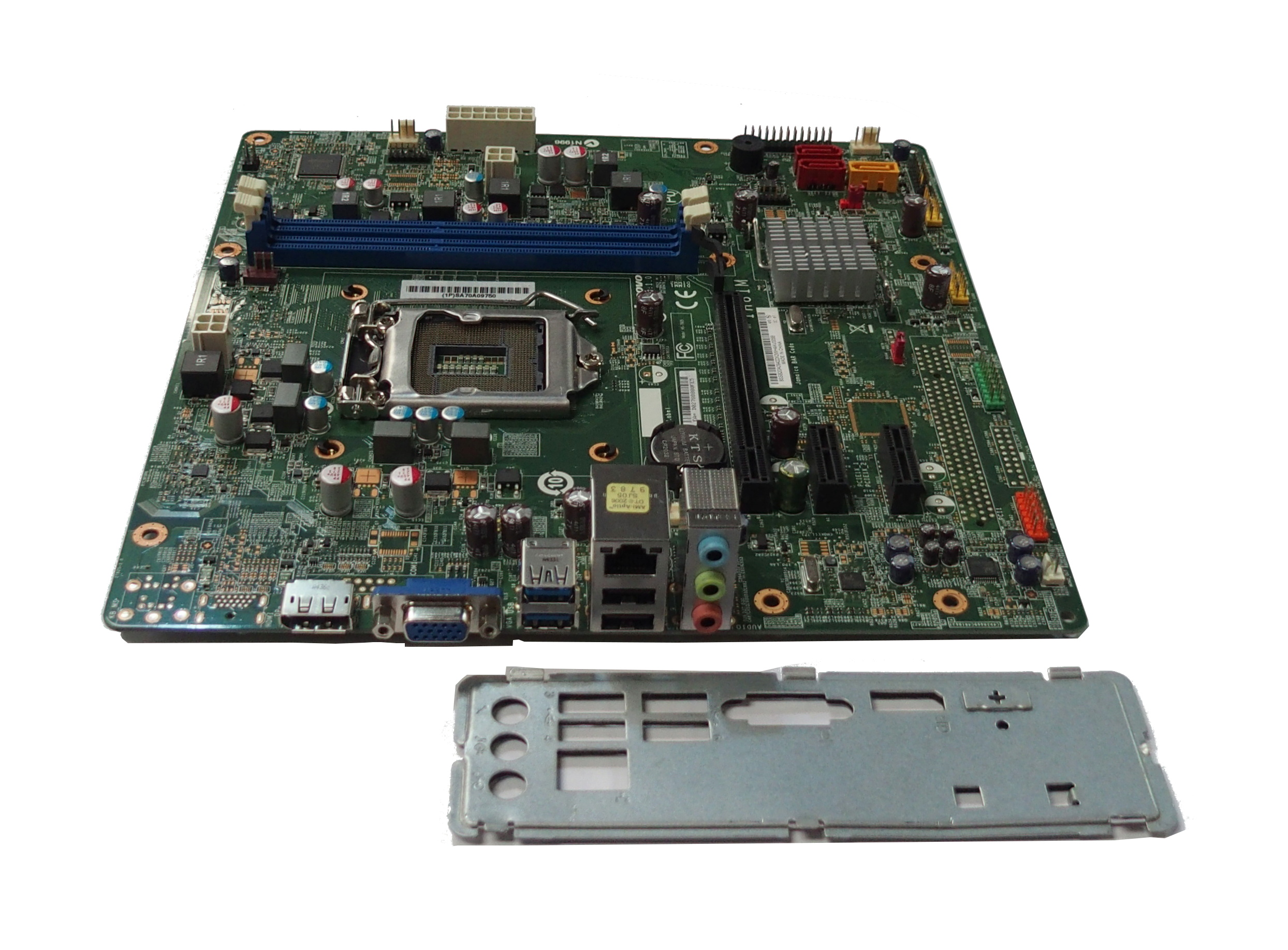 Lenovo 00KT254 IH81M Ver: 1.0 Socket 1150 Motherboard For ThinkCenter E73 PC