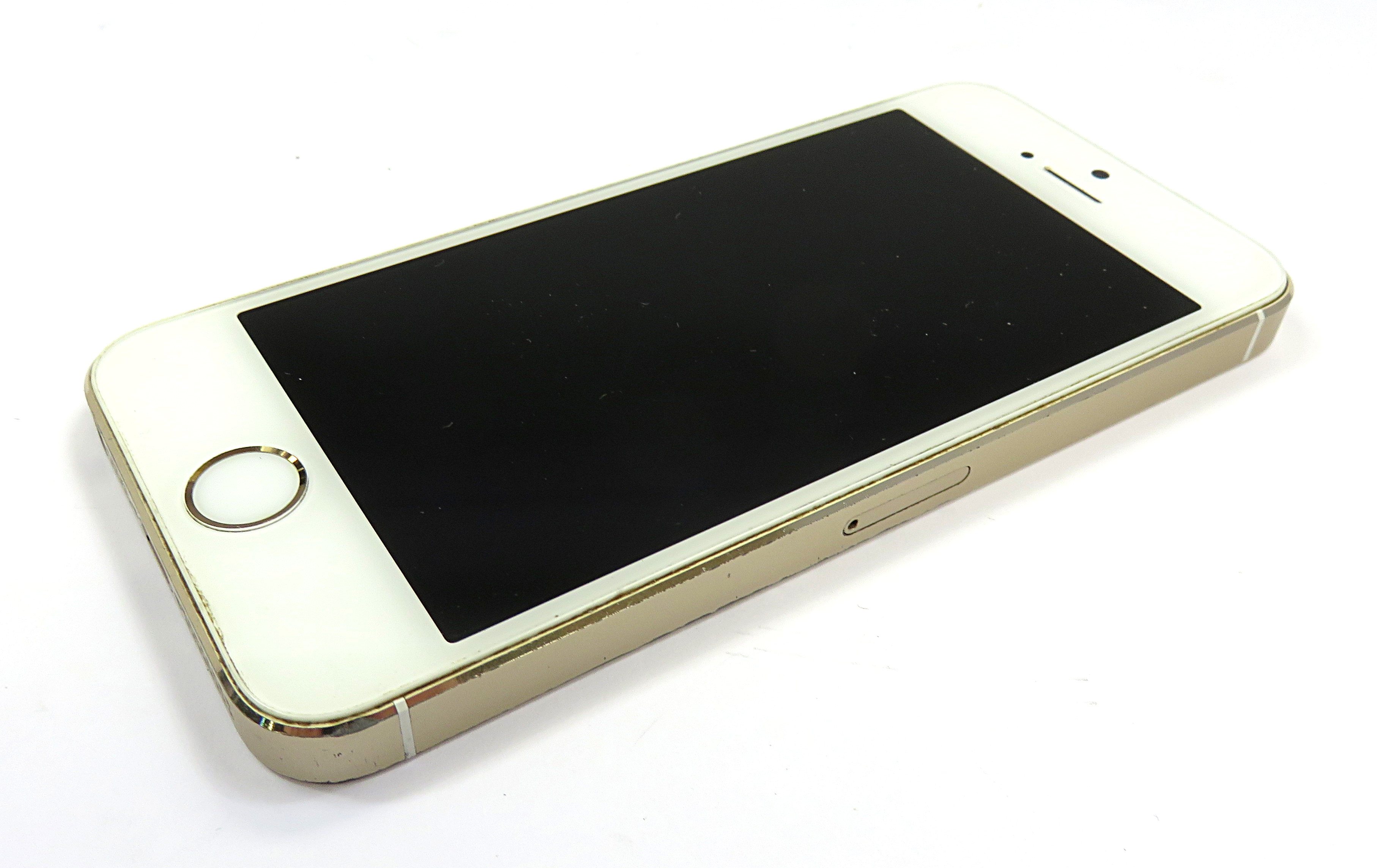 apple a1457 iphone 5s 32gb unlocked gold boxed ebay. Black Bedroom Furniture Sets. Home Design Ideas