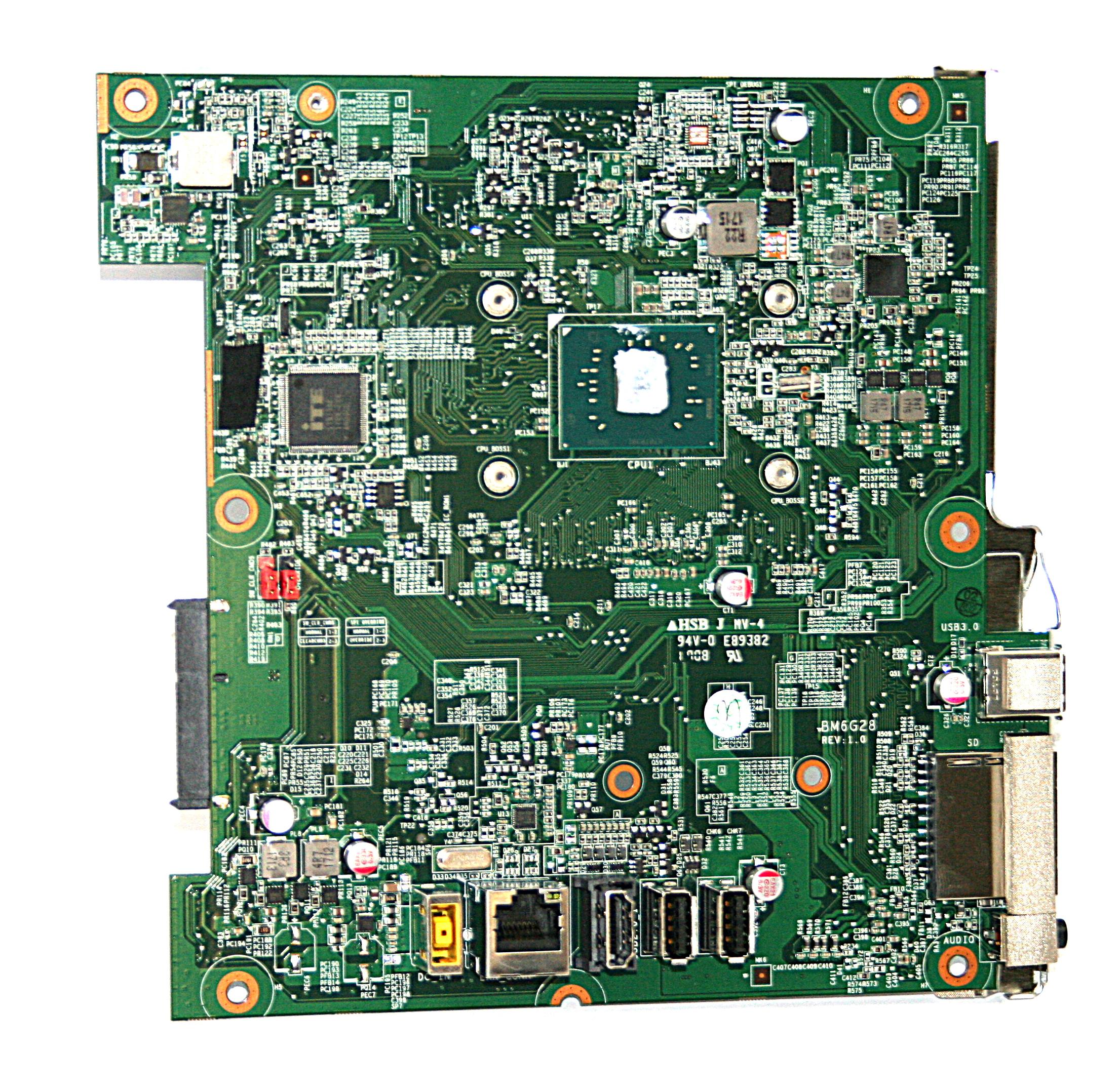 Lenovo 01GJ216 IdeaCentre AIO 310-20IAP Motherboard With BGA Intel J3355 CPU