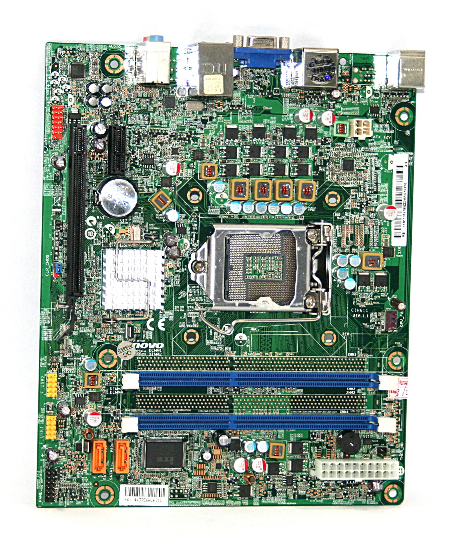 Lenovo H330 Motherboard CIH61C Rev:1.1  LGA1155 MB:11S11012785