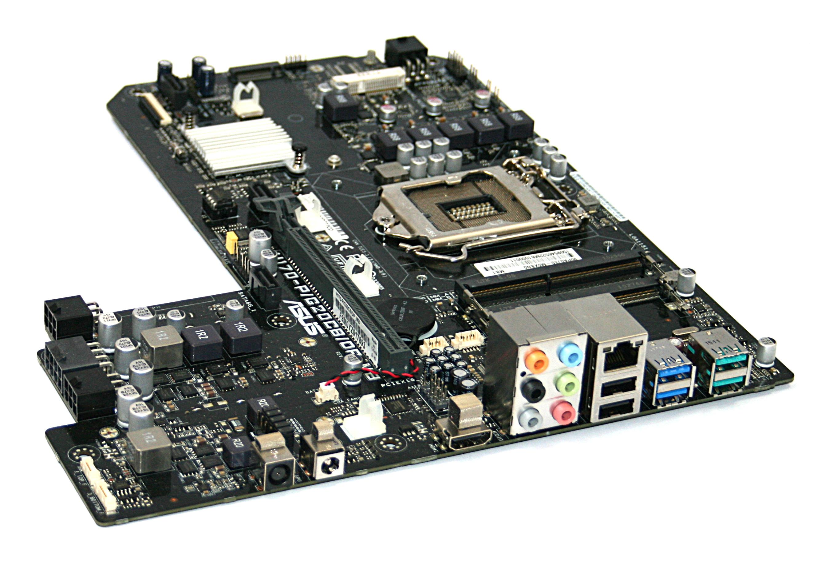 Asus ROG G20CB Motherboard H170-P/G20CB/DP_MB 90PA07E0-M0XBN0