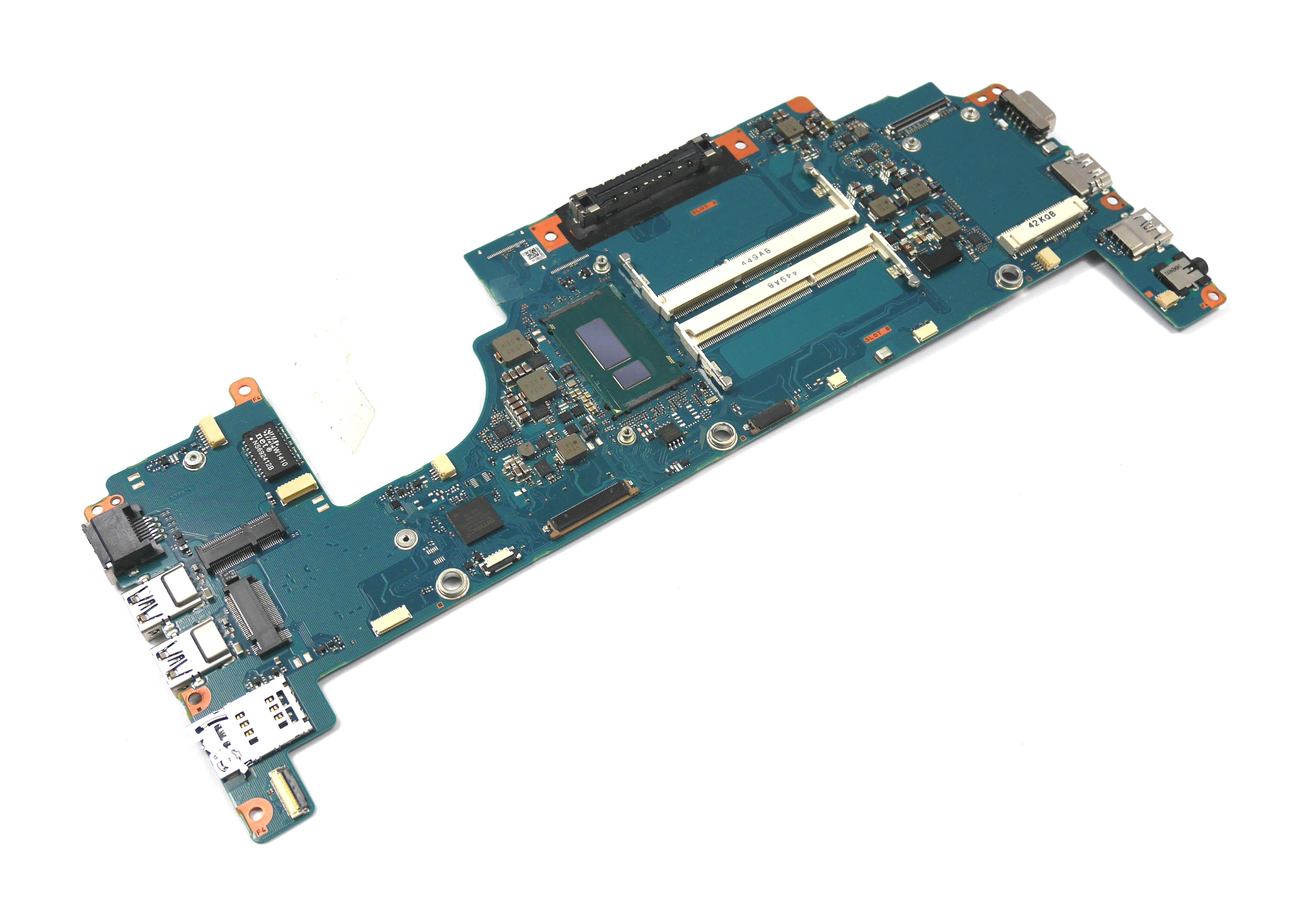 Toshiba FAUXSY3 Portege Z30-A-10P Motherboard with Intel i5-4300U CPU - A3667A