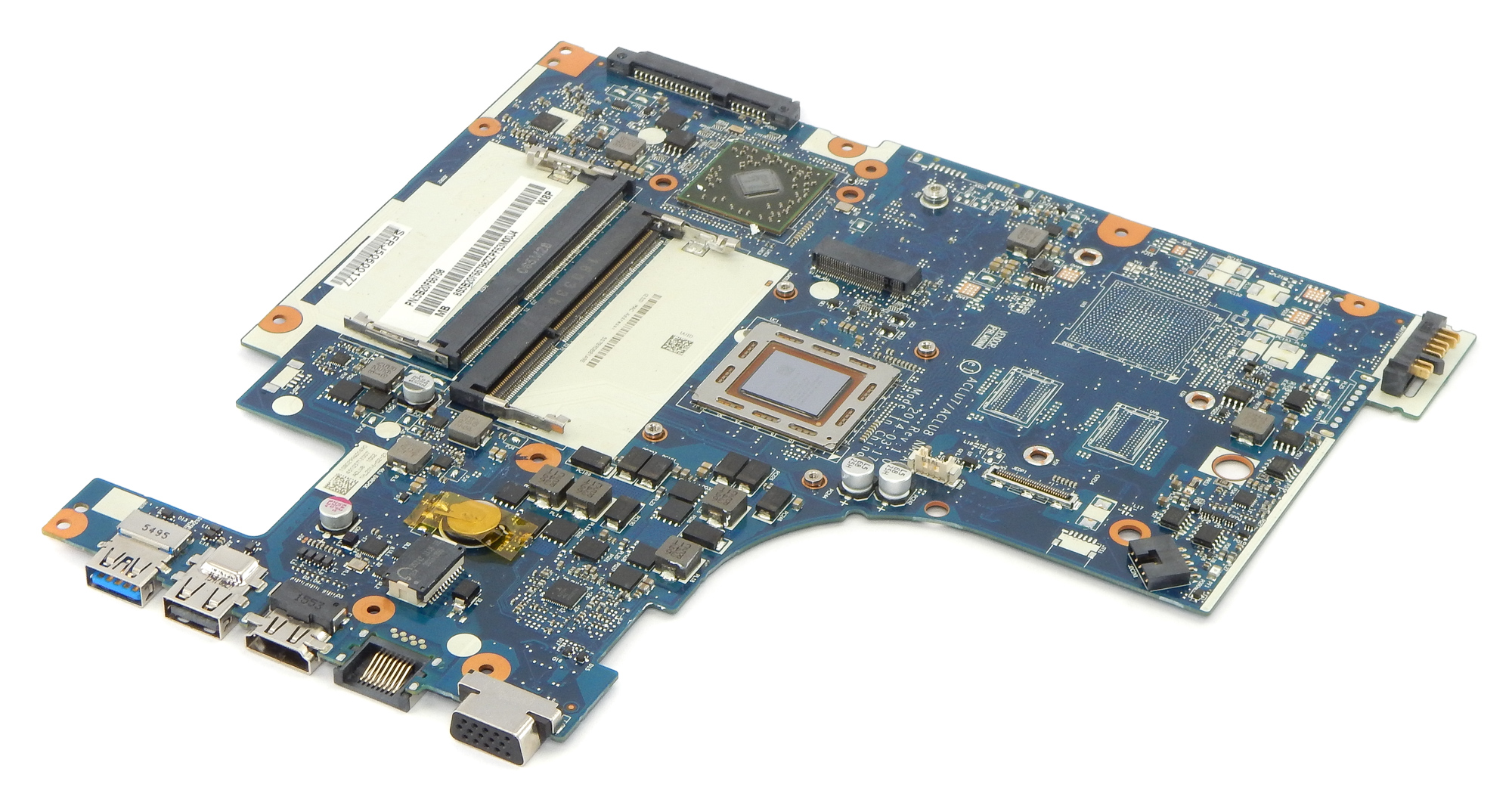 5B20F66798 Lenovo Z50-75 Motherboard with BGA AMD A10-7300 CPU