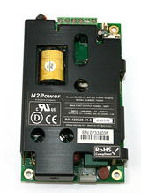 N2Power XL160-10 160W Open Frame Power Supply