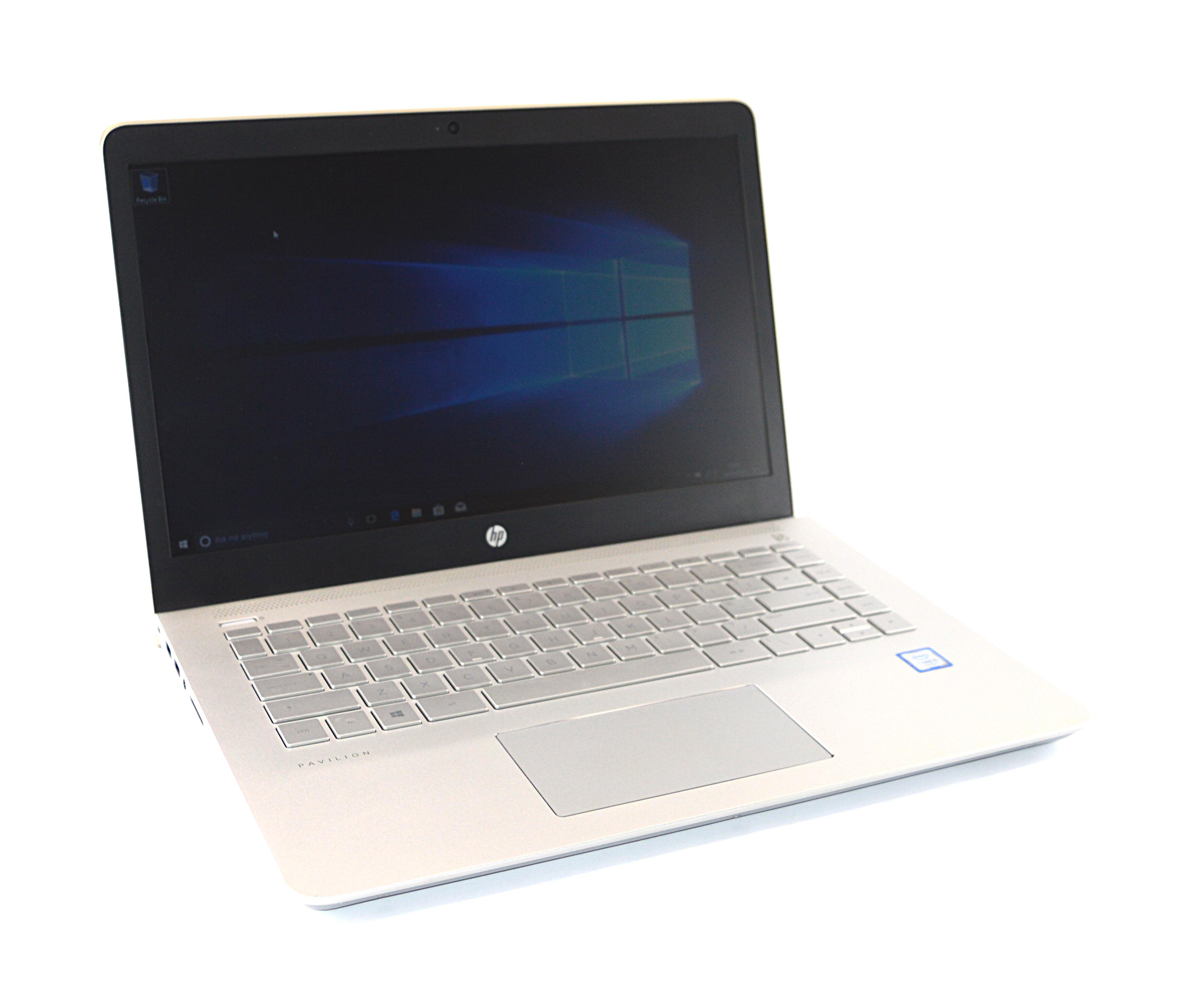 "HP Pavilion 14-BK064SA Laptop Core i5-7200U 8GB RAM 128GB SSD 14"" Windows 10"