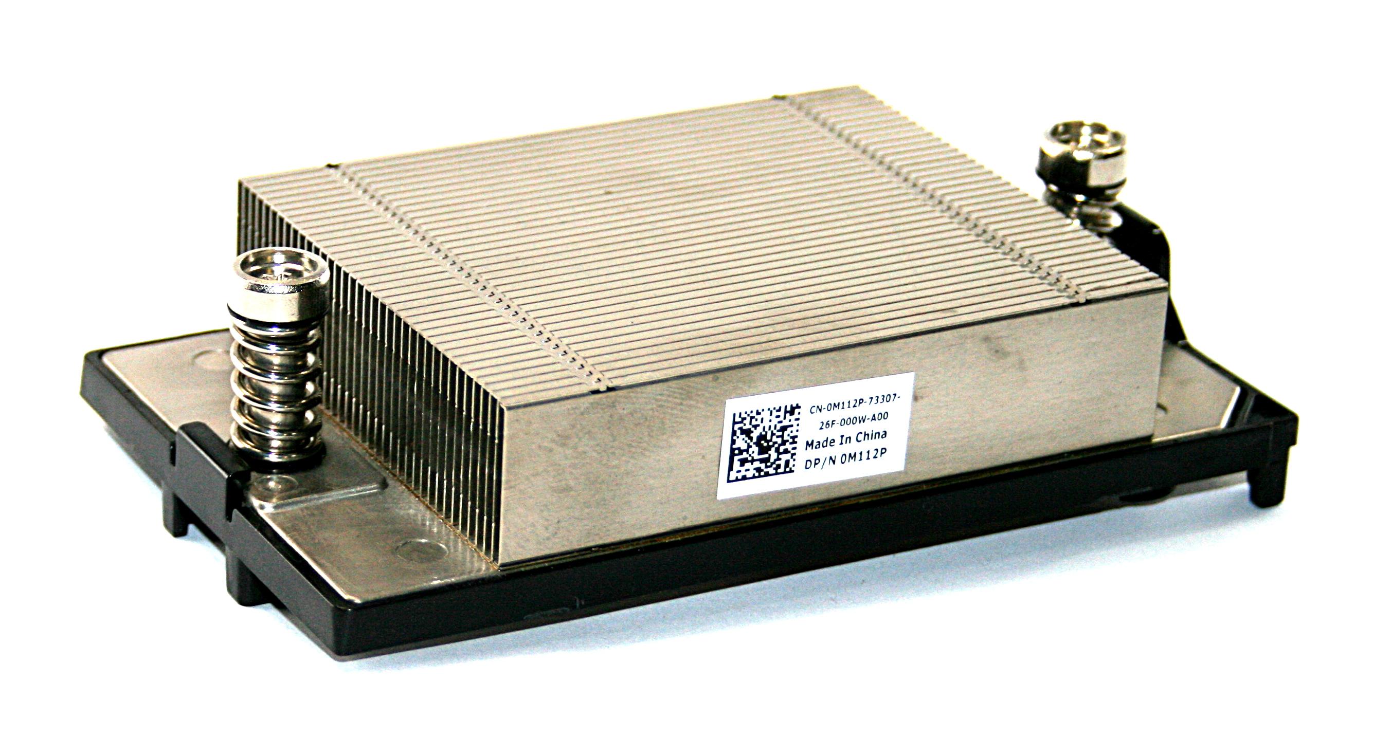 Genuine Dell M112P PowerEdge R620 CPU Heatsink Heat Sink