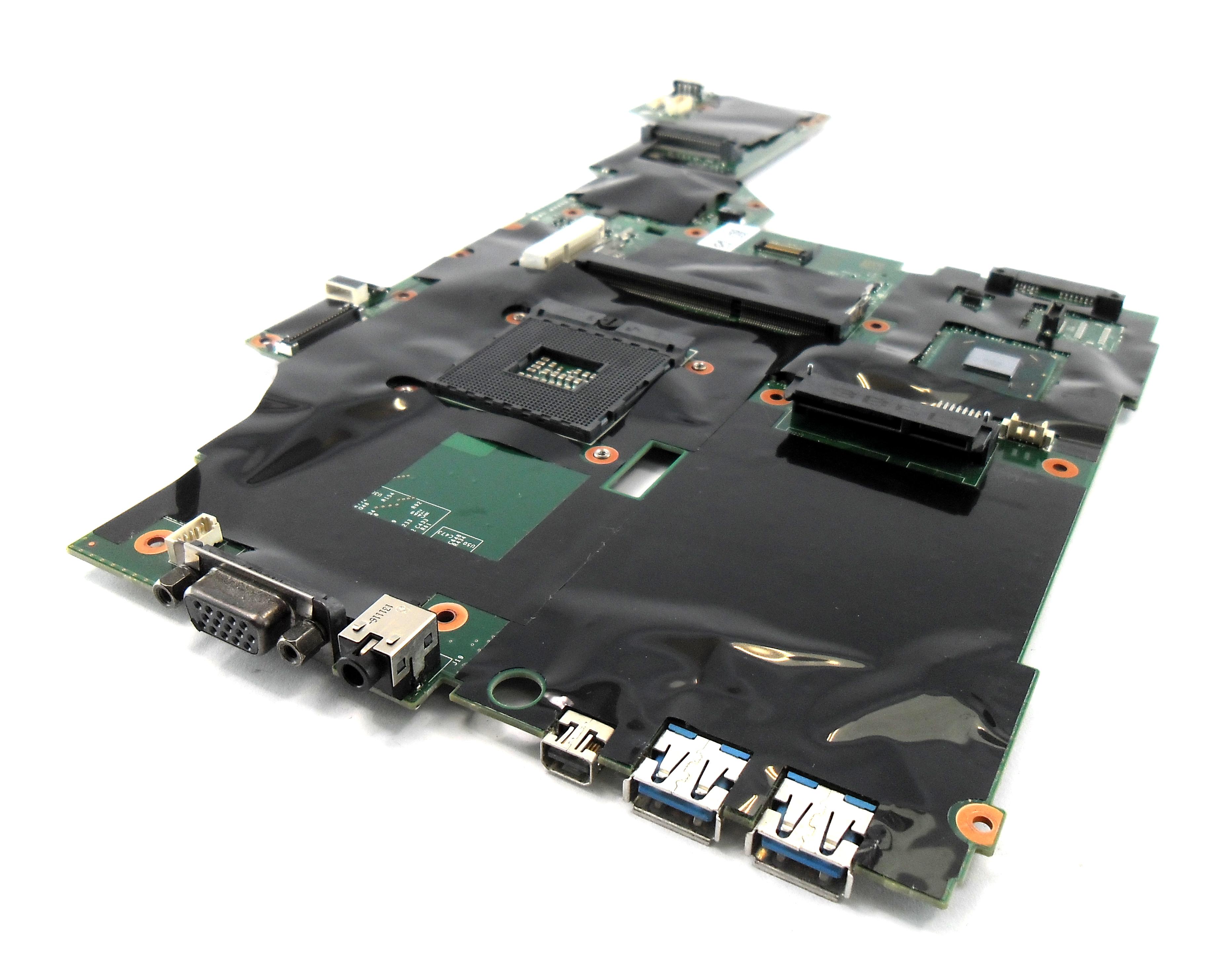 Lenovo 0C55345 Think Pad T430 2349-SVF Motherboard Intel PGA-989