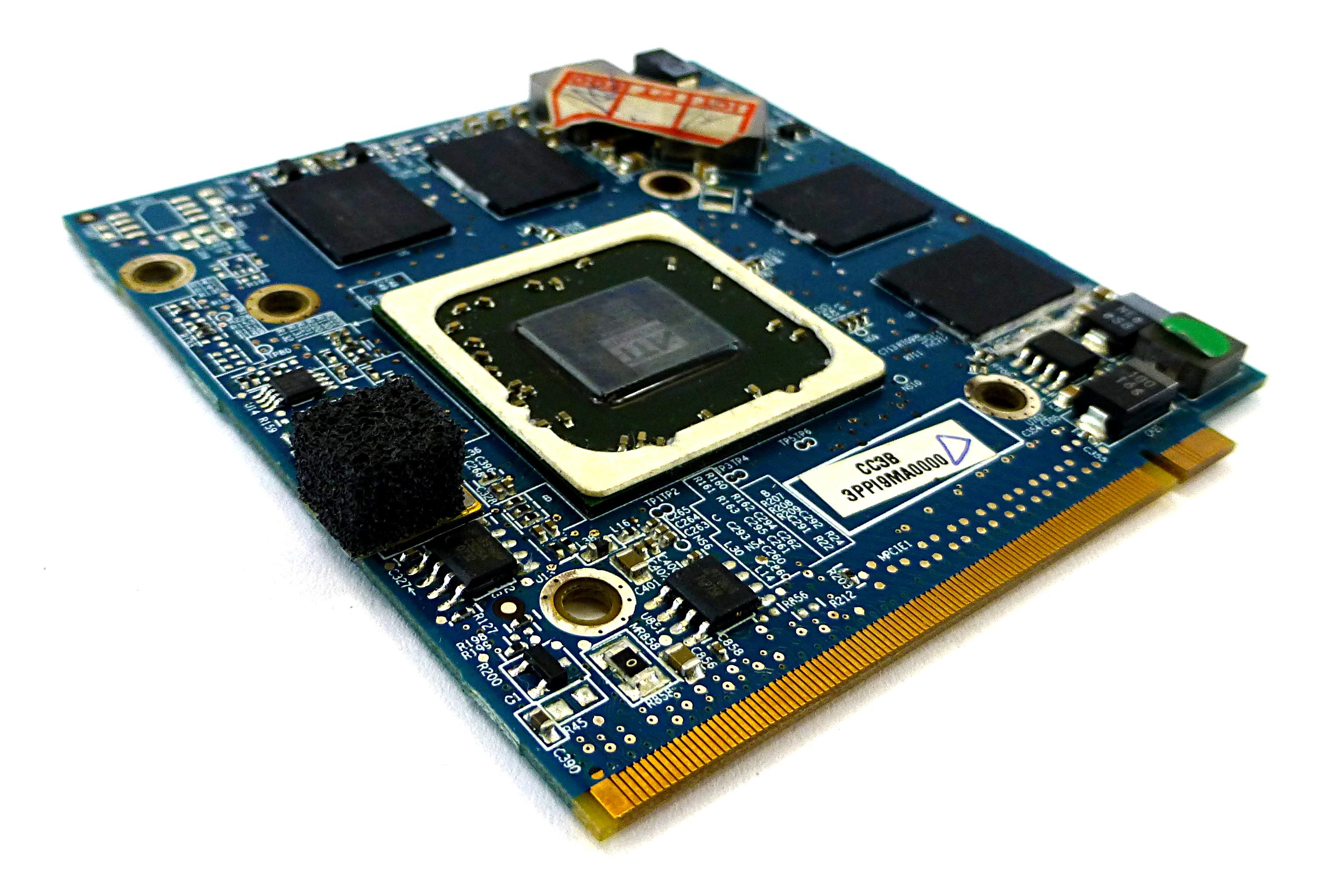 """Apple iMac 24"""" A1225 M2007 Radeon HD 2600 256MB Video Card 109-B22531-10"""