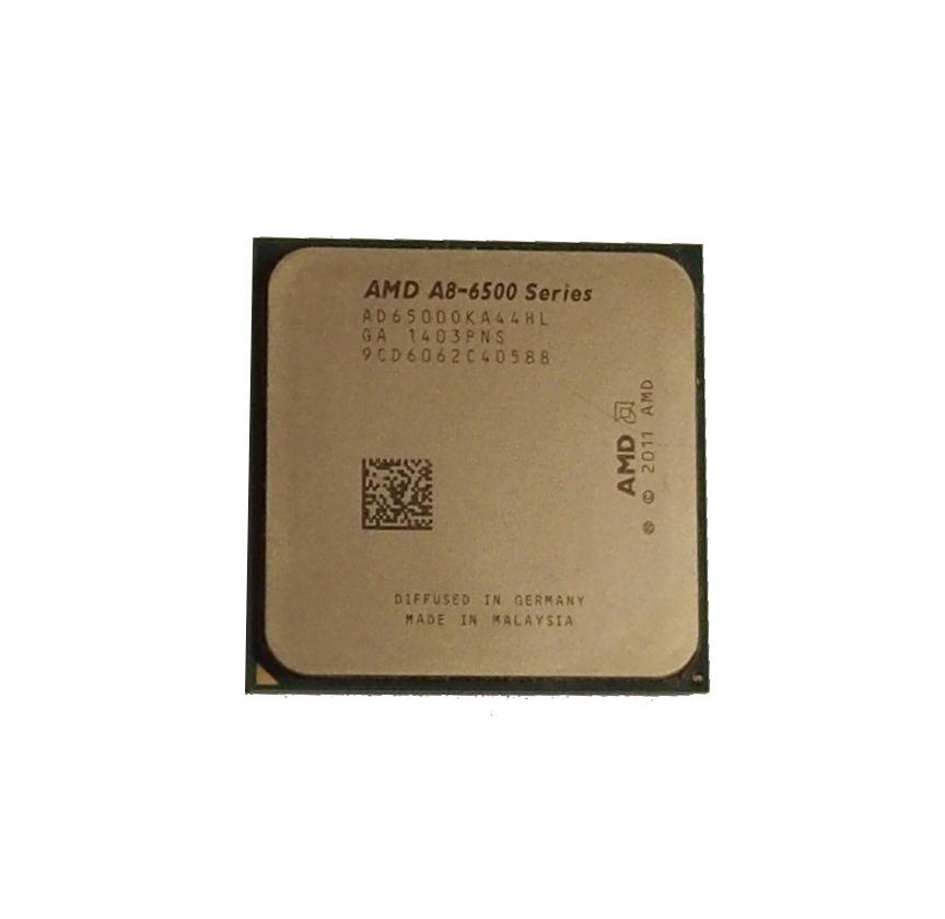 AMD AD65000KA44HL A8-6500 Quad-Core 3.5GHz  Socket FM2 Processor