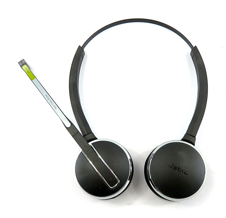 c6195c9ac30 Jabra PRO 9465 Duo Binaural DECT Wireless Telephony Headset ...