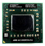 AMD AM4300DEC23HJ  A4-4300M Dual-Core 2.5GHz Socket FS1 Processor