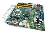 Advantech AIMB-566 REV.A1 LGA775 Industrial Motherboard AIMB-566VG