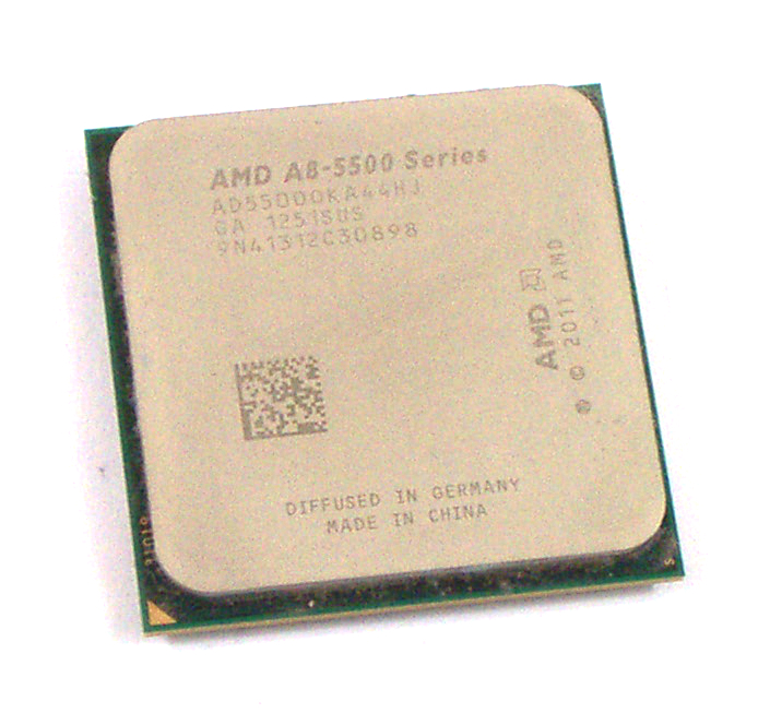 AMD A8-5500 AD5500OKA44HJ Quad Core 3200MHz Socket FM2 CPU