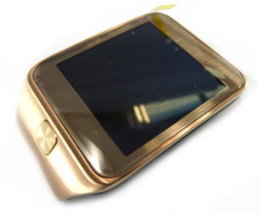Samsung GH82-08382A A/S ASSY-CH SET Watch Module /f SM-R380 Gear 2 - Rose Gold