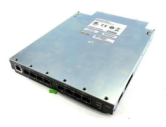 Brocade 5450 8Gb SAN Switch Module 18/8 56-1000217-01 f/ Fujitsu Primergy