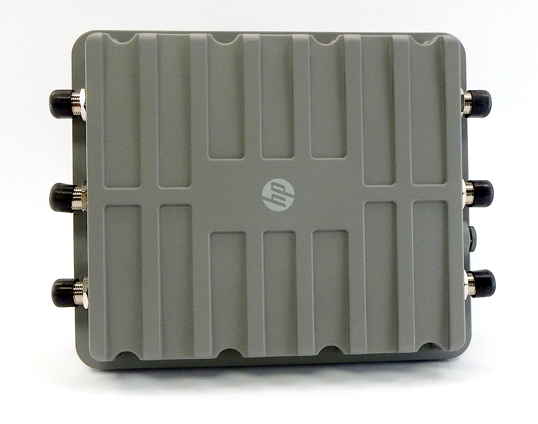 HP J9716A E-MSM466-R(WW) Dual Radio Outdoor 802.11n PoE Access Point (WW)