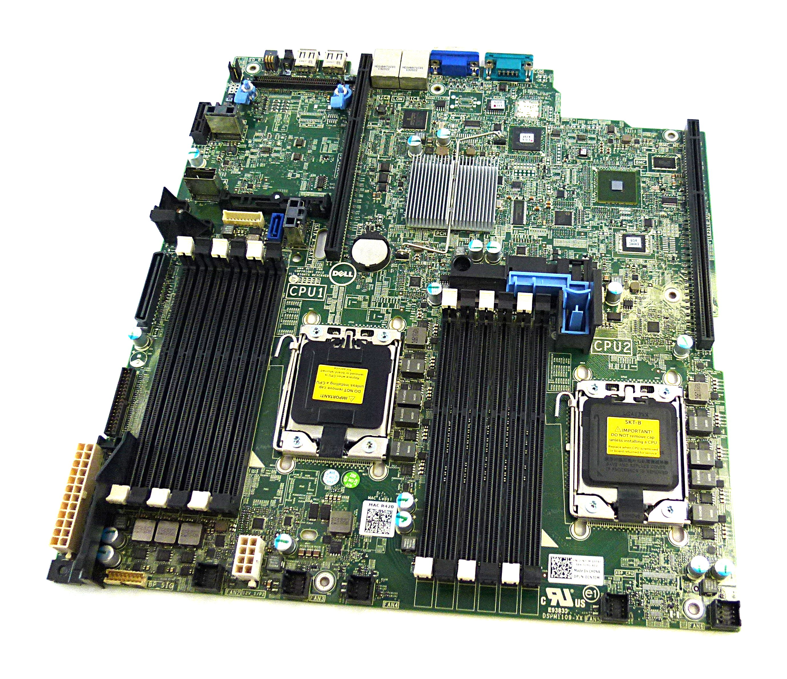 Dell CN7CM PowerEdge R420 Server Board