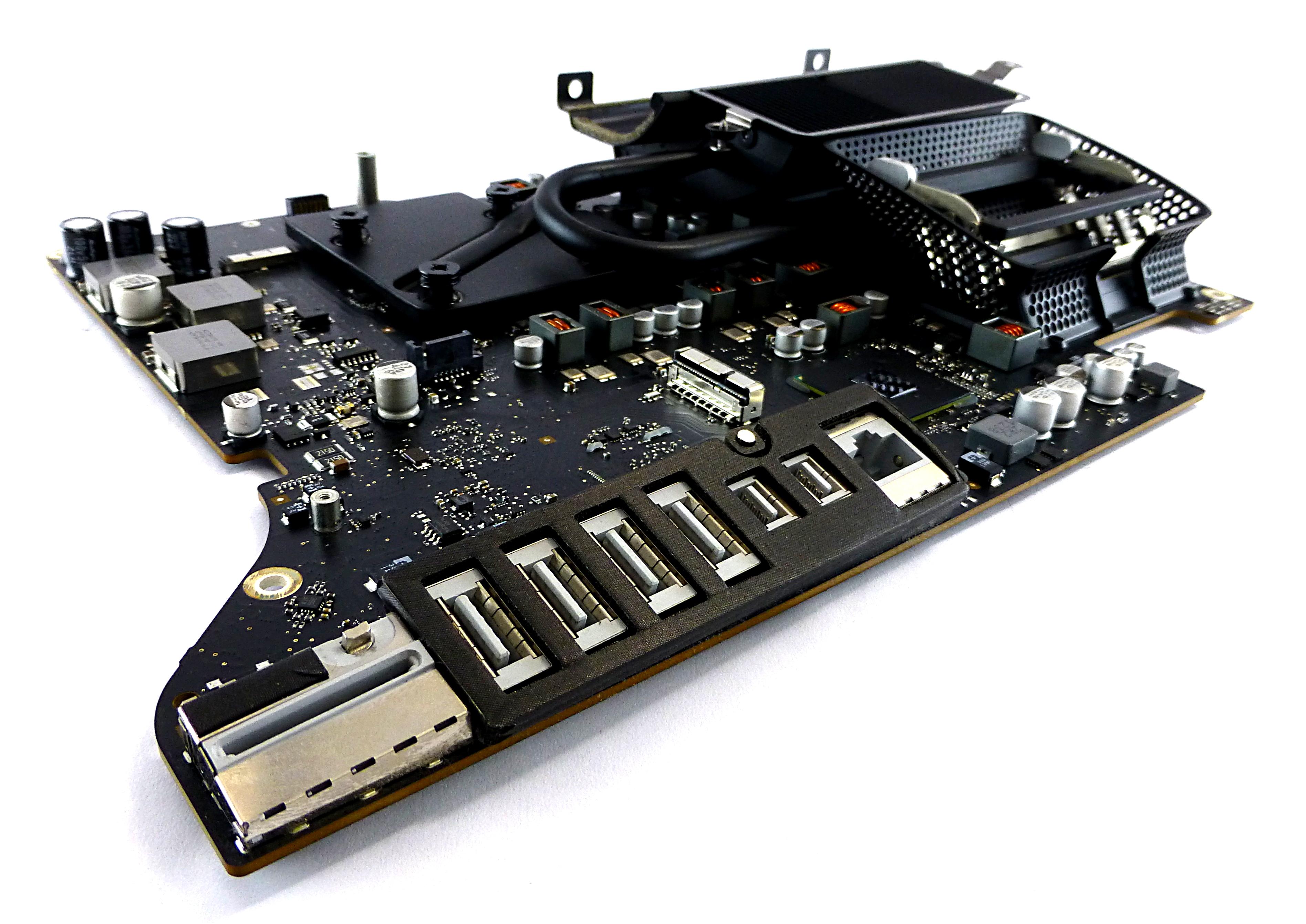 "661-7156 Apple Logic Board /f iMac 27"" A1419 EMC:2546 27"" Late 2012 EEE:F653"