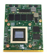 Toshiba A000241050 Qosmio X70 Video Card VGA N14E-GS S-GD5 64