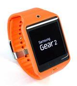 Samsung SM-R381 Galaxy Gear 2 Neo Smart Watch in Wild Orange
