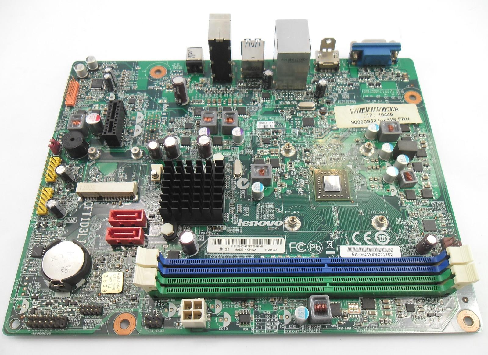 Lenovo 90000952 H505s PC Motherboard 11S11201034 w/ AMD E450 APU