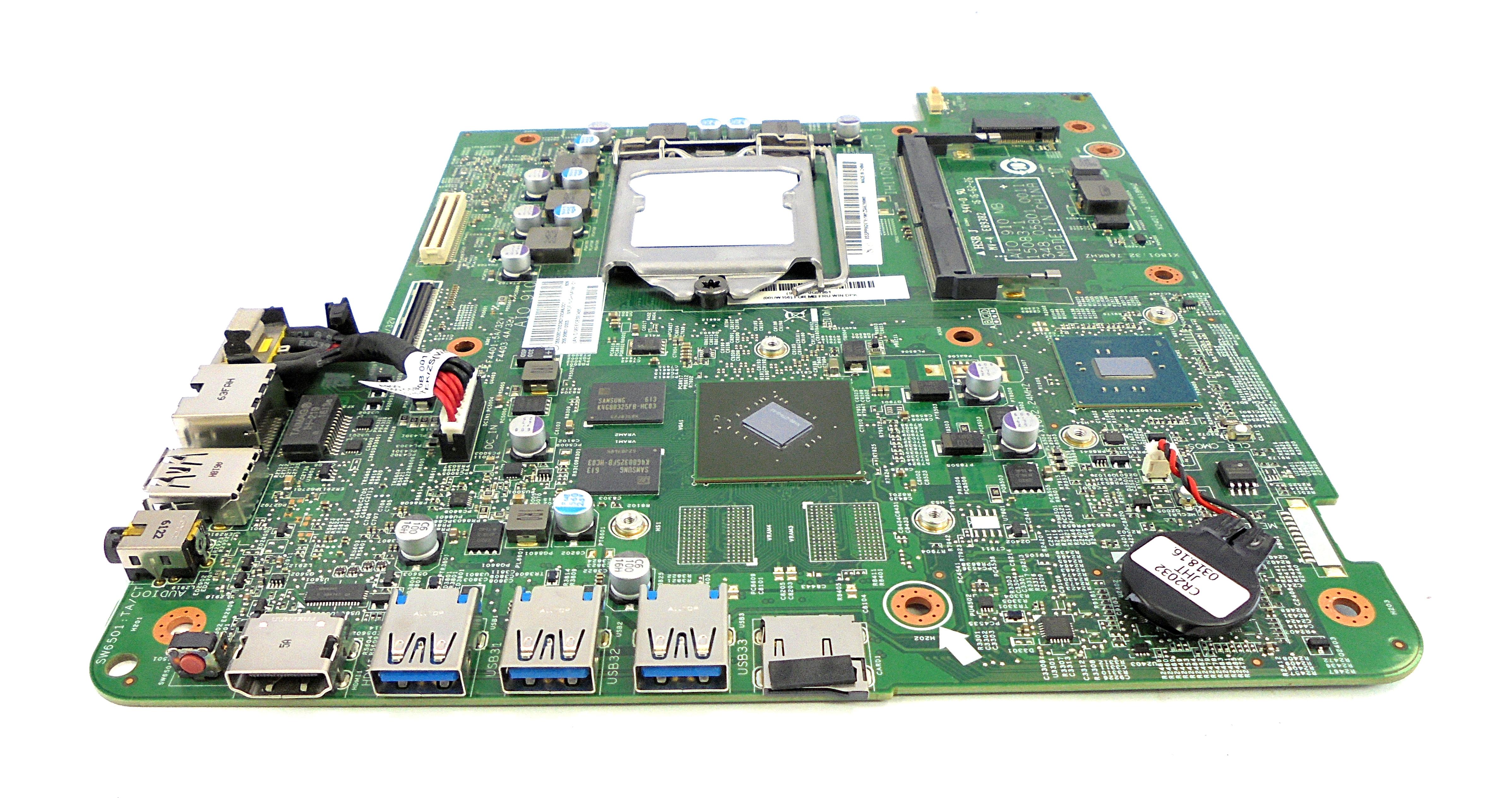 Lenovo 00UW156 ideacentre 910-27ISH Motherboard w/ GT940A f/ 910 AiO PC