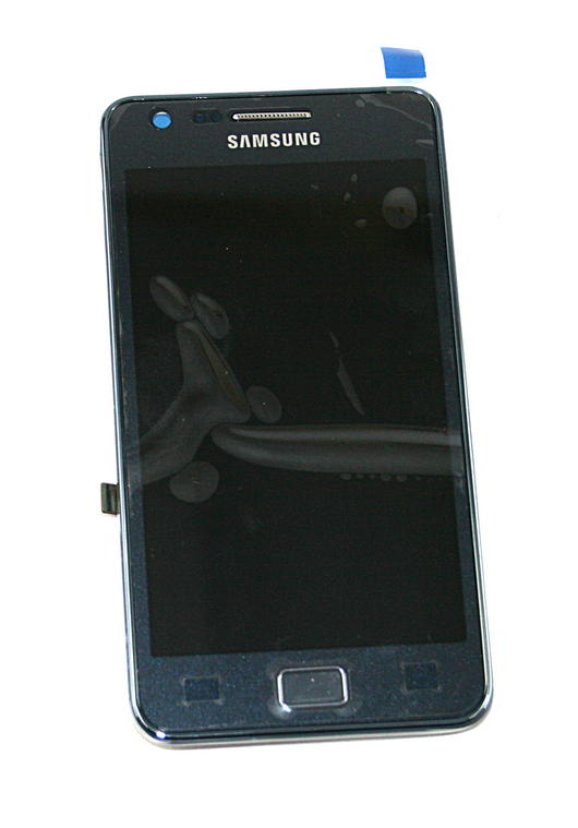 Genuine Samsung GH97-14301A Galaxy S2 Plus i9105P Blue LCD Screen & Digitizer