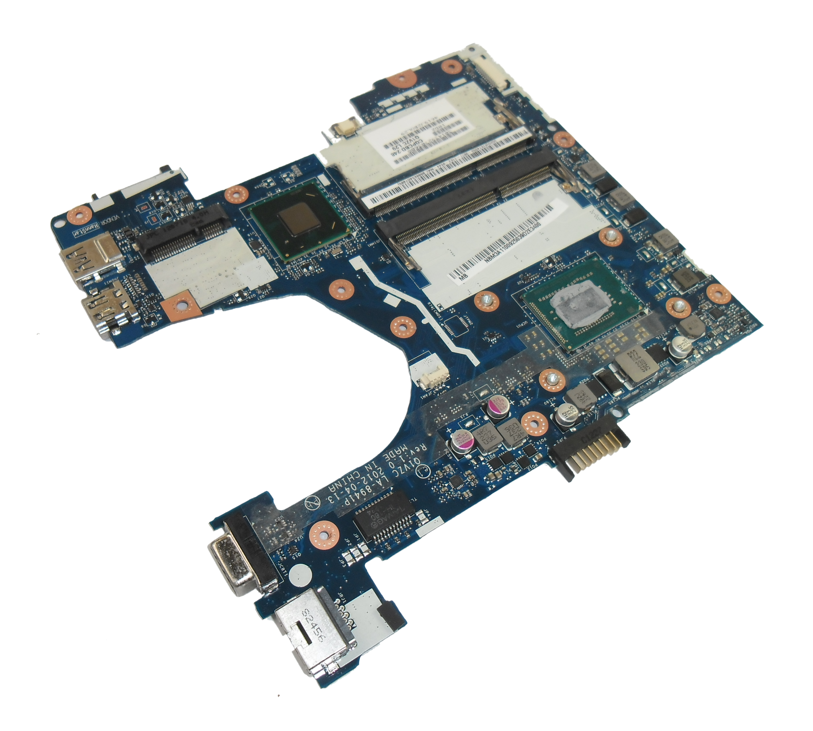 Acer NB.M3A11.009 Laptop Motherboard /w Intel Core	i3-3227U CPU