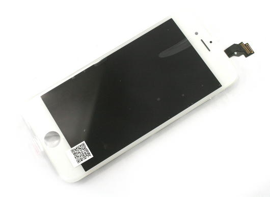 """Genuine Apple Branded LCD Touch Screen Digitizer Assembly /f iPhone 6 4.7"""" White"""