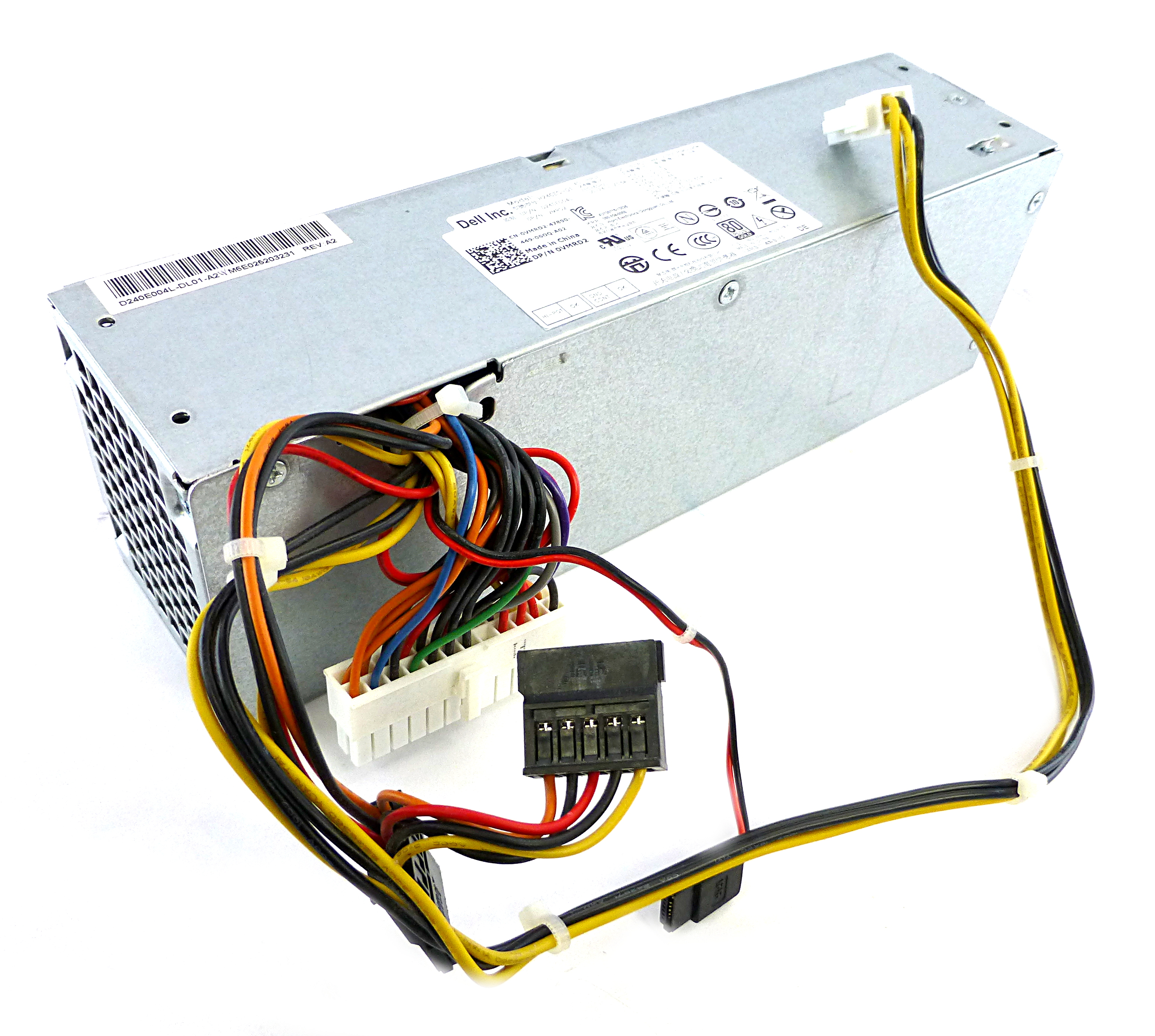 Dell 709MT Optiplex 790/990 SFF 240W 24-Pin Power Supply - Model H240ES-01 VMRD2
