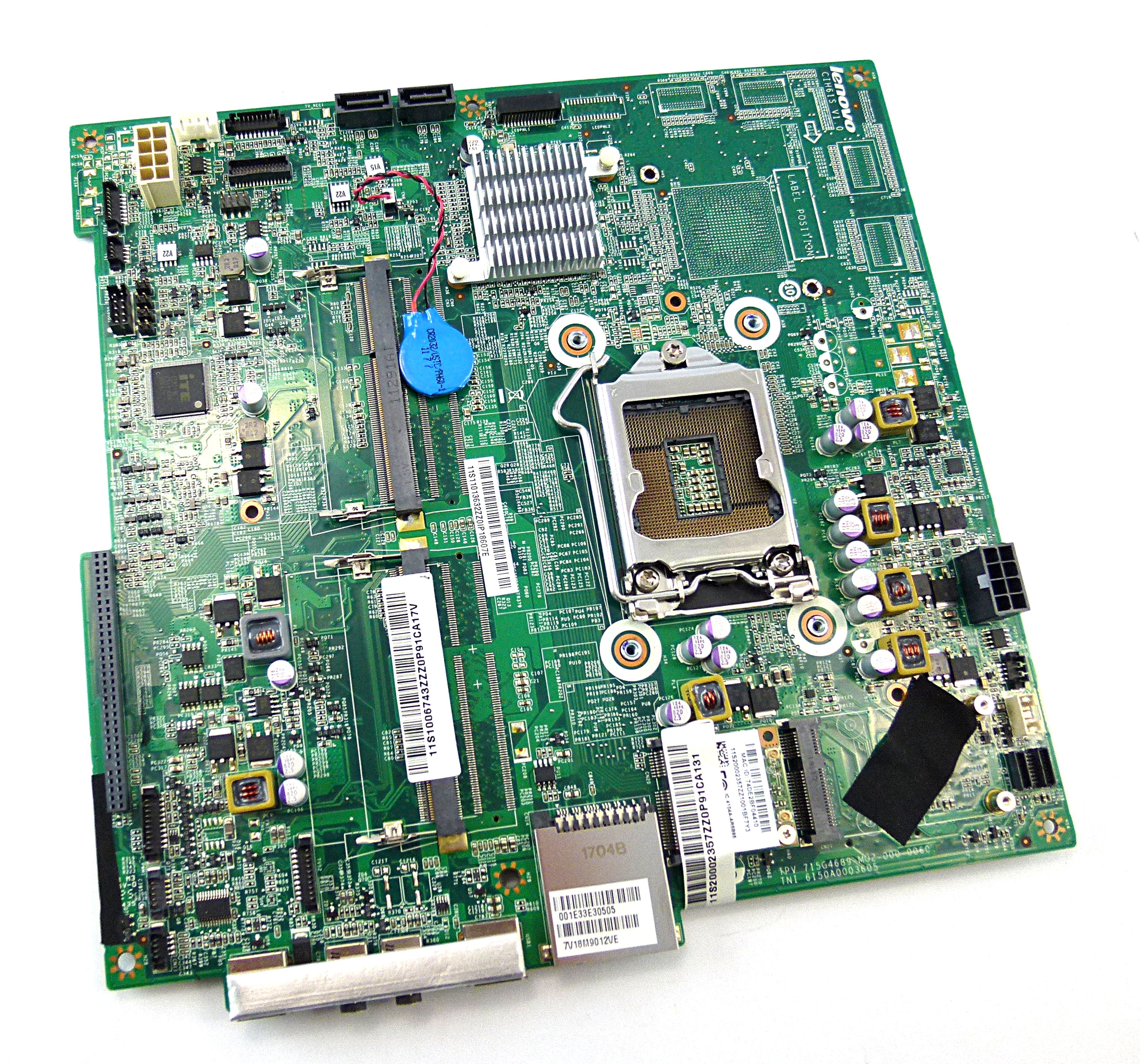 Lenovo 11S11013632 B320 All in One PC LGA1155 Motherboard 1310A2434204