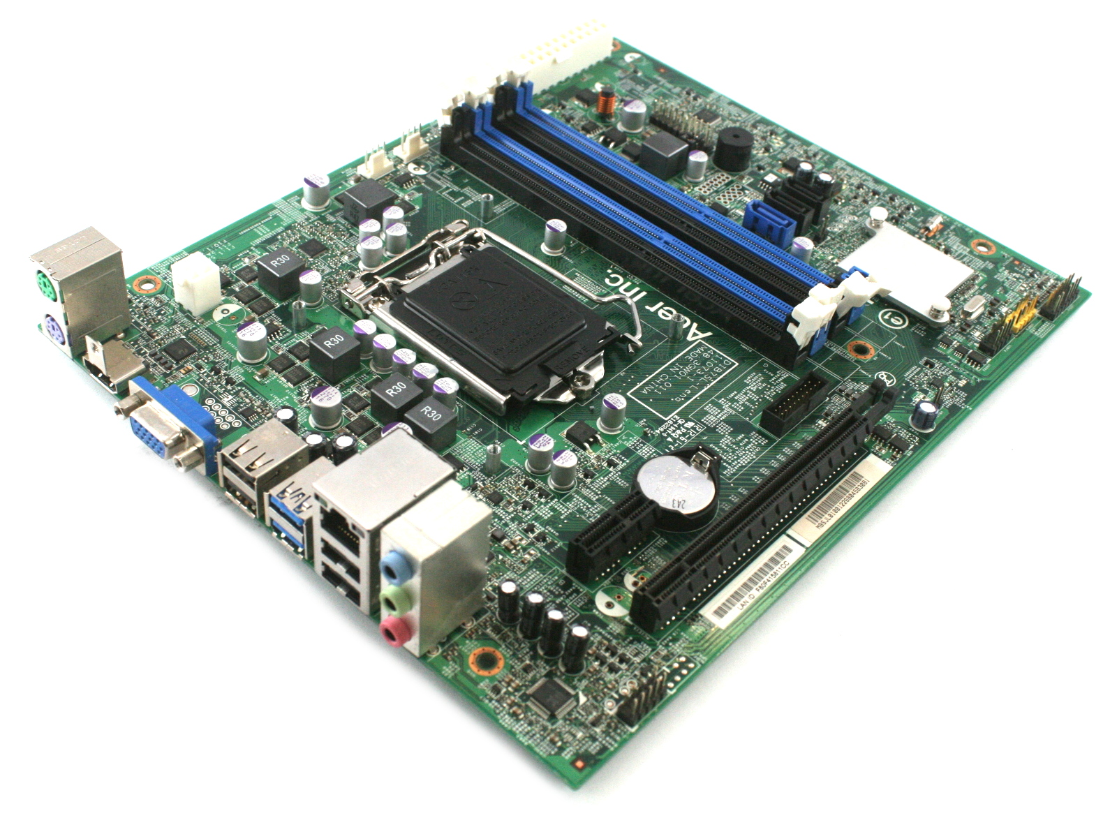 Acer MB.SJL01.001 Socket LGA1155 DIB75L-Lena Motherboard - 48.3GW01.011