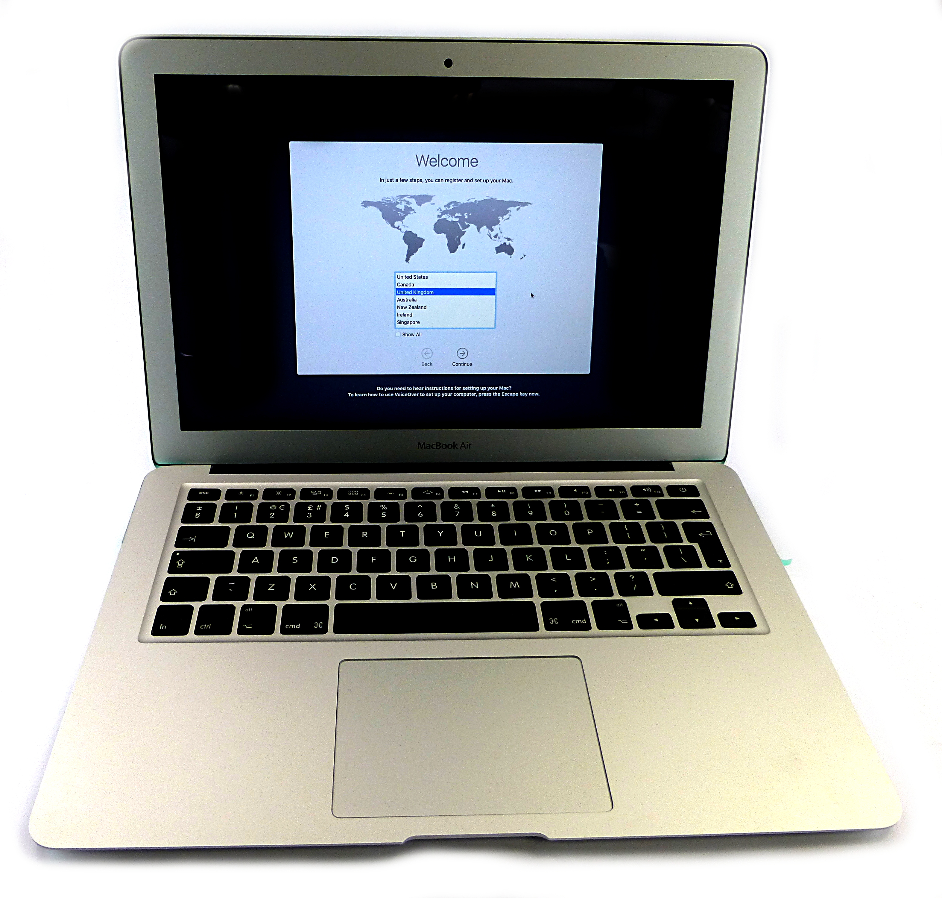 """Apple Macbook Air 11 Early 2015 Notebook Review: Apple MacBook Air 13"""" I5"""" 1.8GHz 8Gb 128Gb Early 2015"""