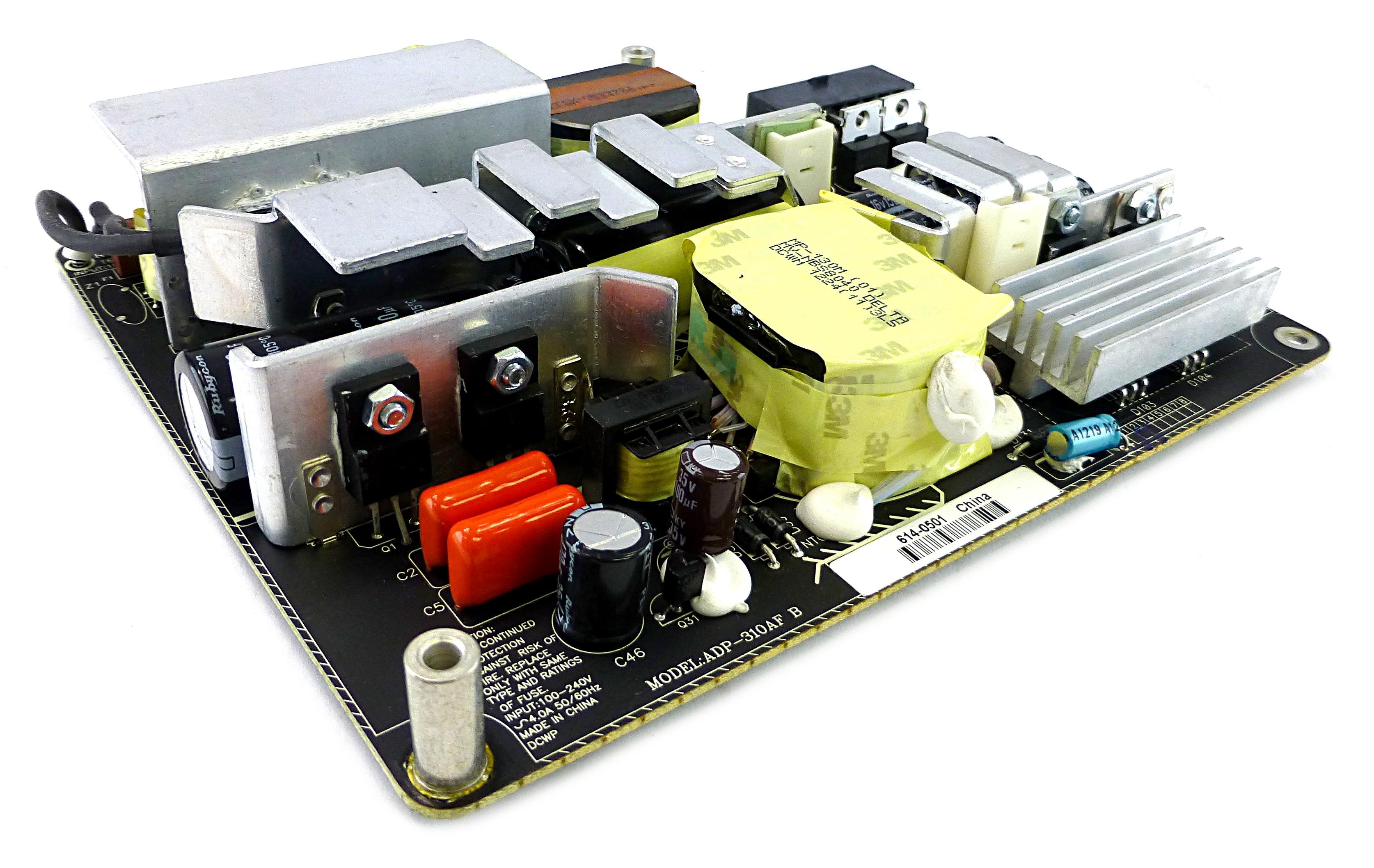 """614-0501 Apple iMac 27"""" Mid 2011 ADP-310AF B 310W Power Supply A1312 (EMC 2429)"""