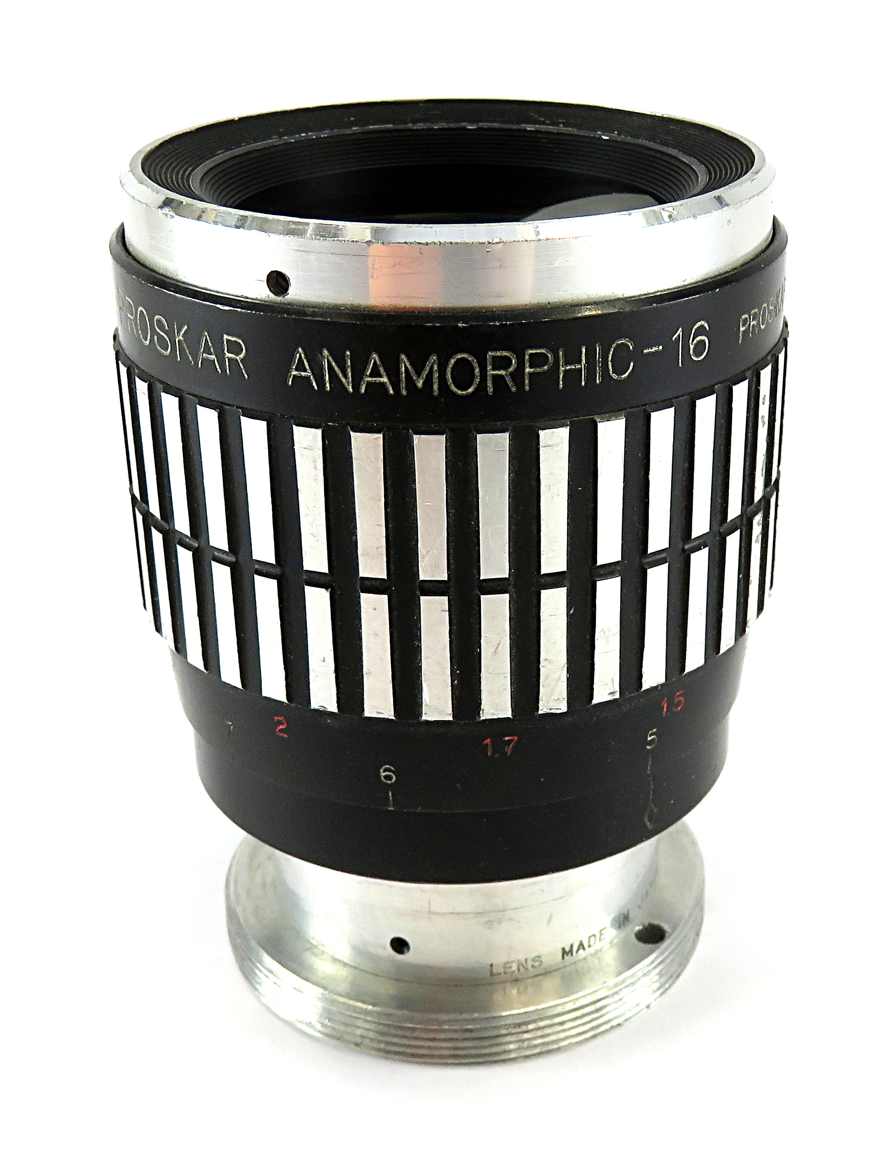 Ishico PROSKAR ANAMORPHIC-16 2x Horizontal Magnification Projector Lens