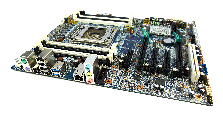 HP 618263-002 Z420 Workstation Motherboard 708615-001