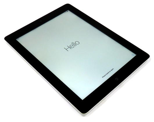 Apple iPad 4 A1458 - 16GB / WiFi / Black / Grade B