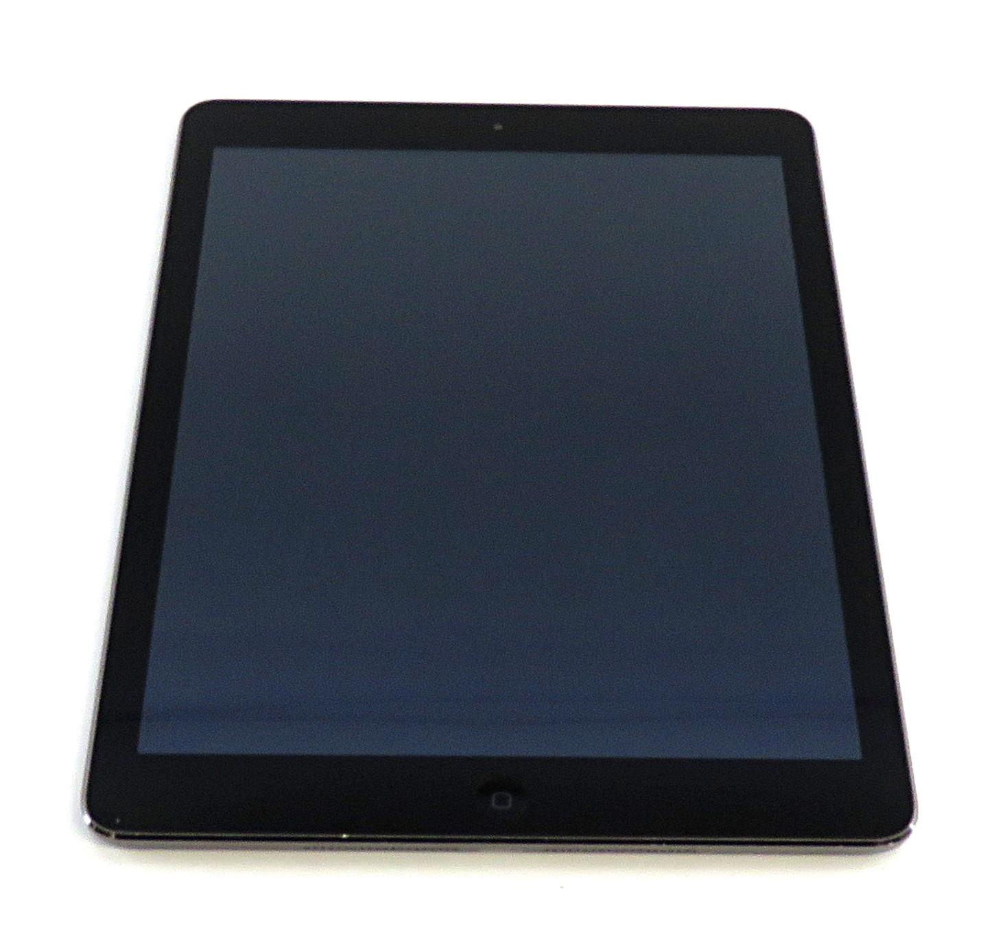 Tablet Apple iPad Air 16GB, wi-Fi Space Gray (MD785FD/A) - Ceny M: Apple iPad Air A1474 ( 16GB, Wi-Fi, White Certified Apple iPad Air A1474 16GB