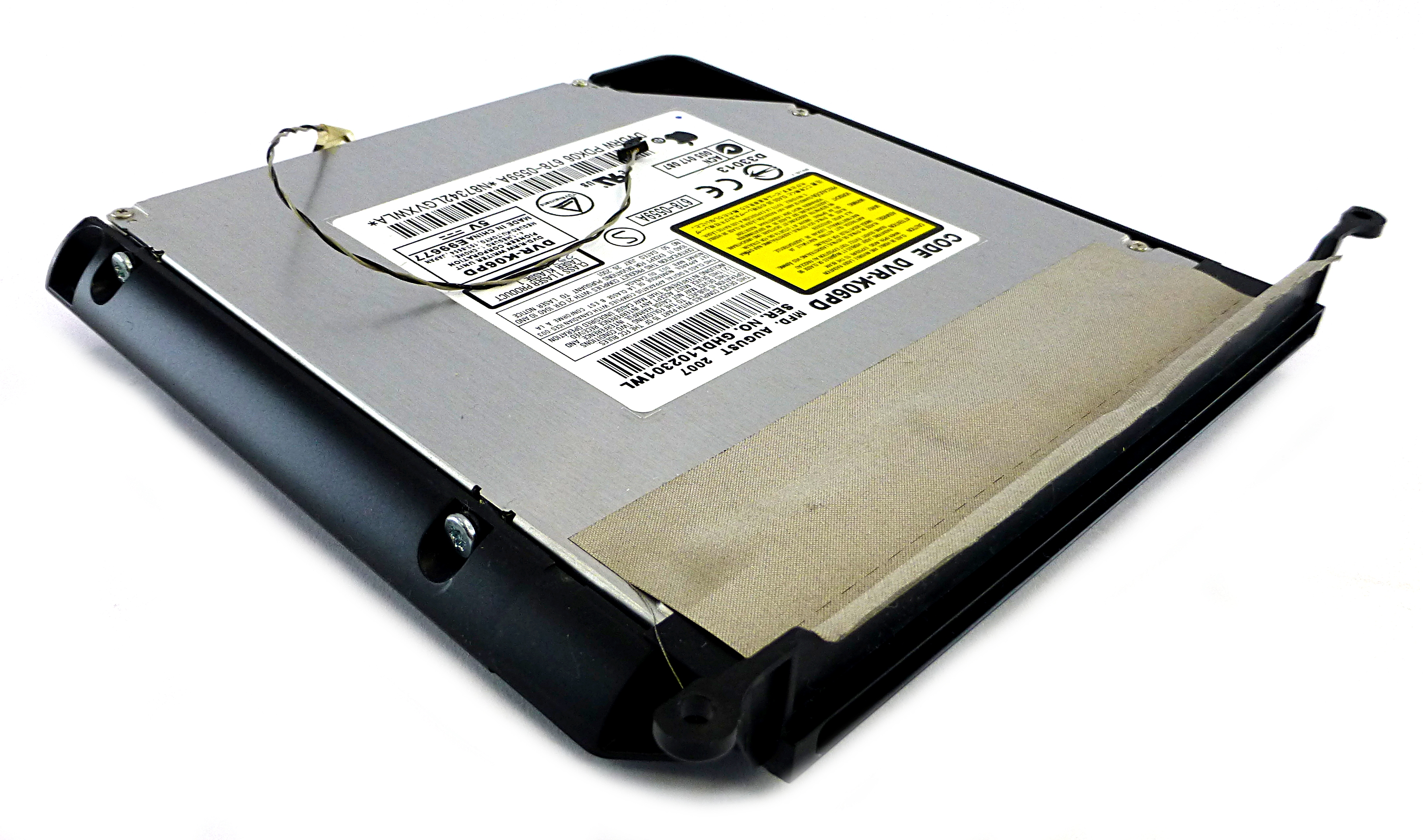"Apple iMac 20"" C2D Mid-2007 Optical Drive - Pioneer DVR-K06PD 678-0559A A1224"
