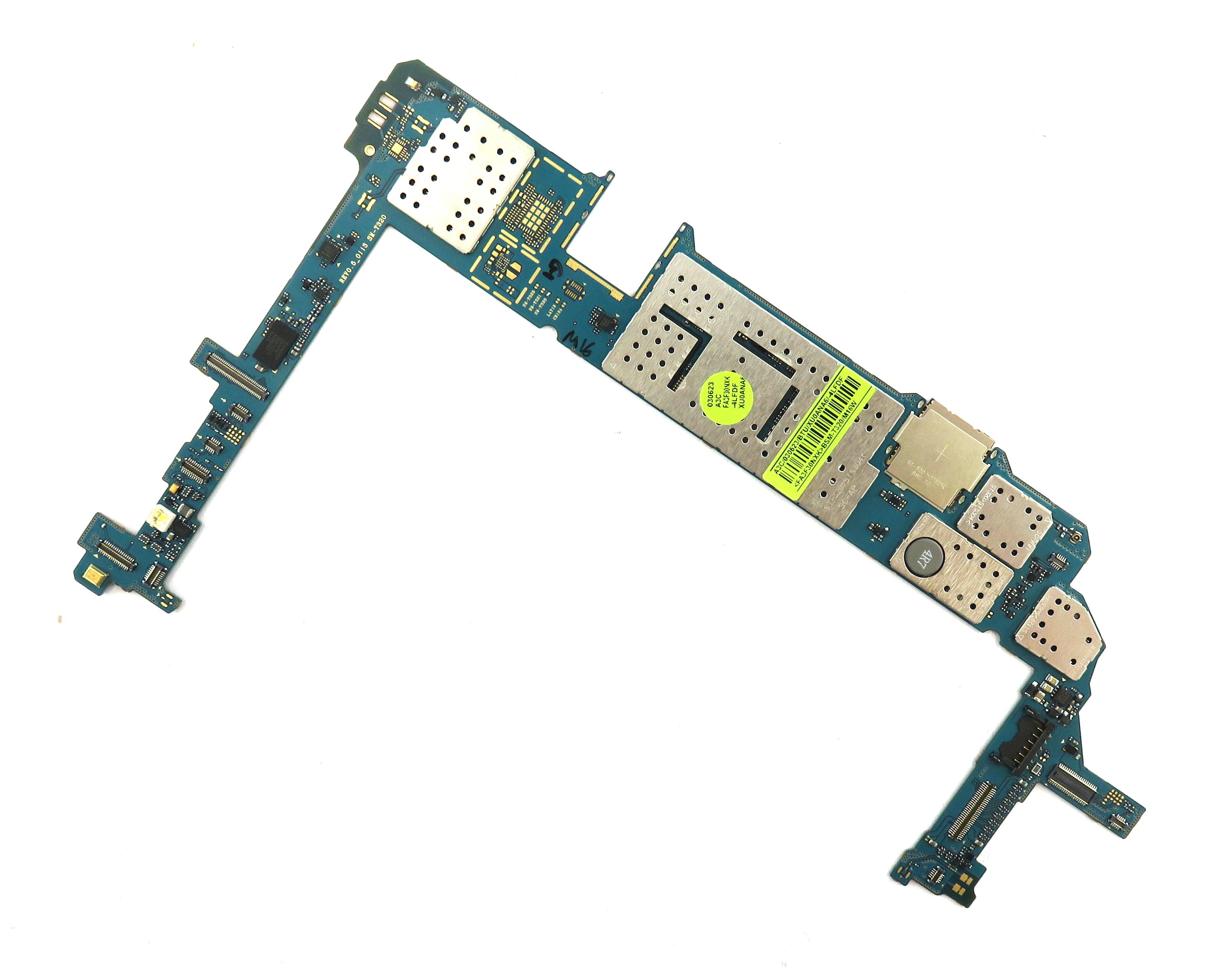 """Samsung GH82-08036A Tablet Motherboard /f Galaxy Tab 4 Pro 8.4"""""""