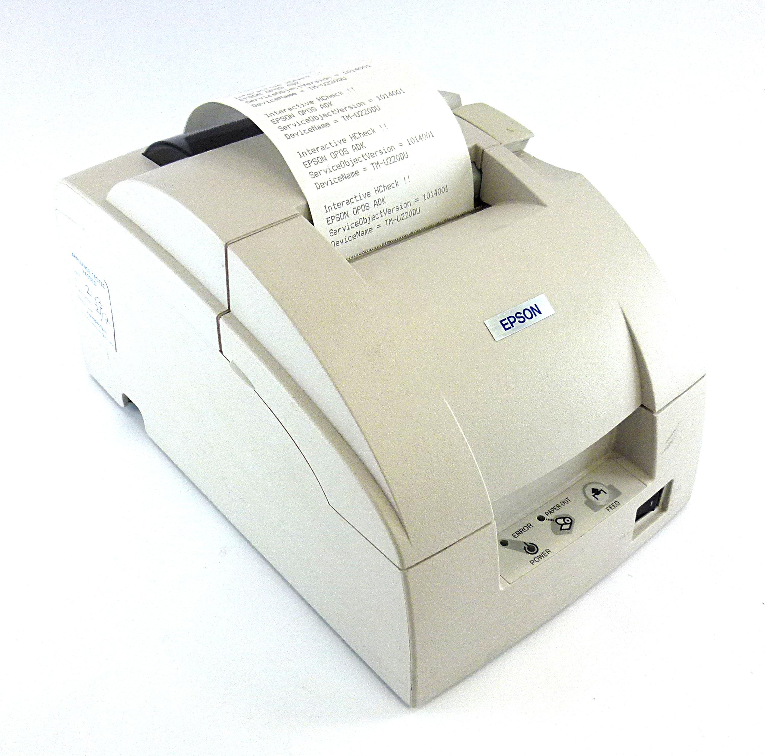 EPSON TM-U220 MODEL M188D WINDOWS 8.1 DRIVER